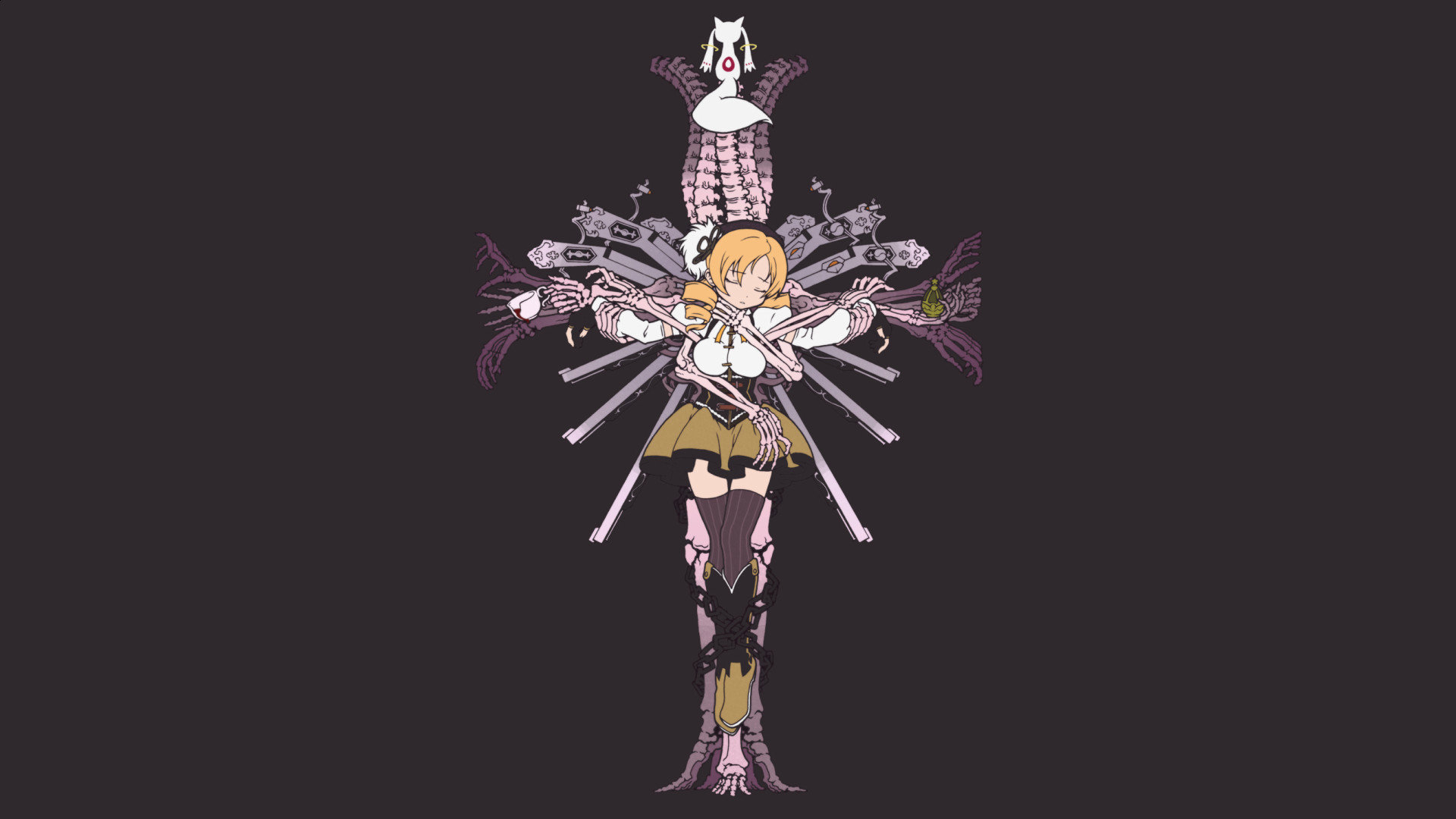 Best Puella Magi Madoka Magica background ID:31680 for High Resolution hd 1080p PC