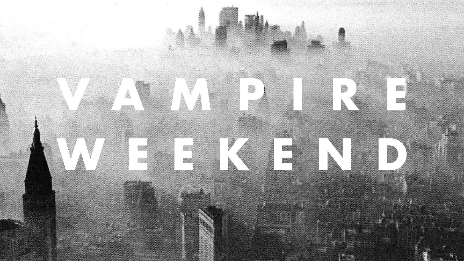 High resolution Vampire Weekend 1080p background ID:473433 for computer