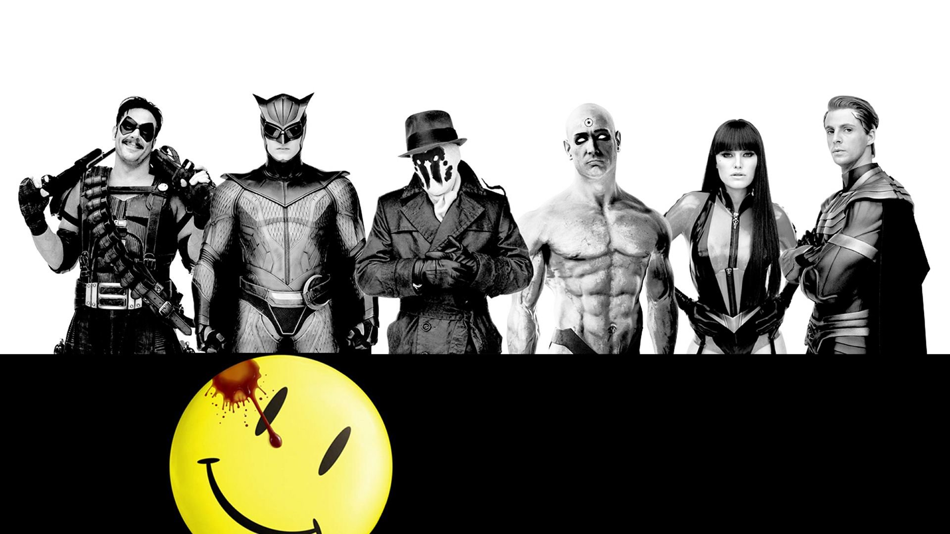 Best Watchmen Movie wallpaper ID:403208 for High Resolution full hd 1080p PC