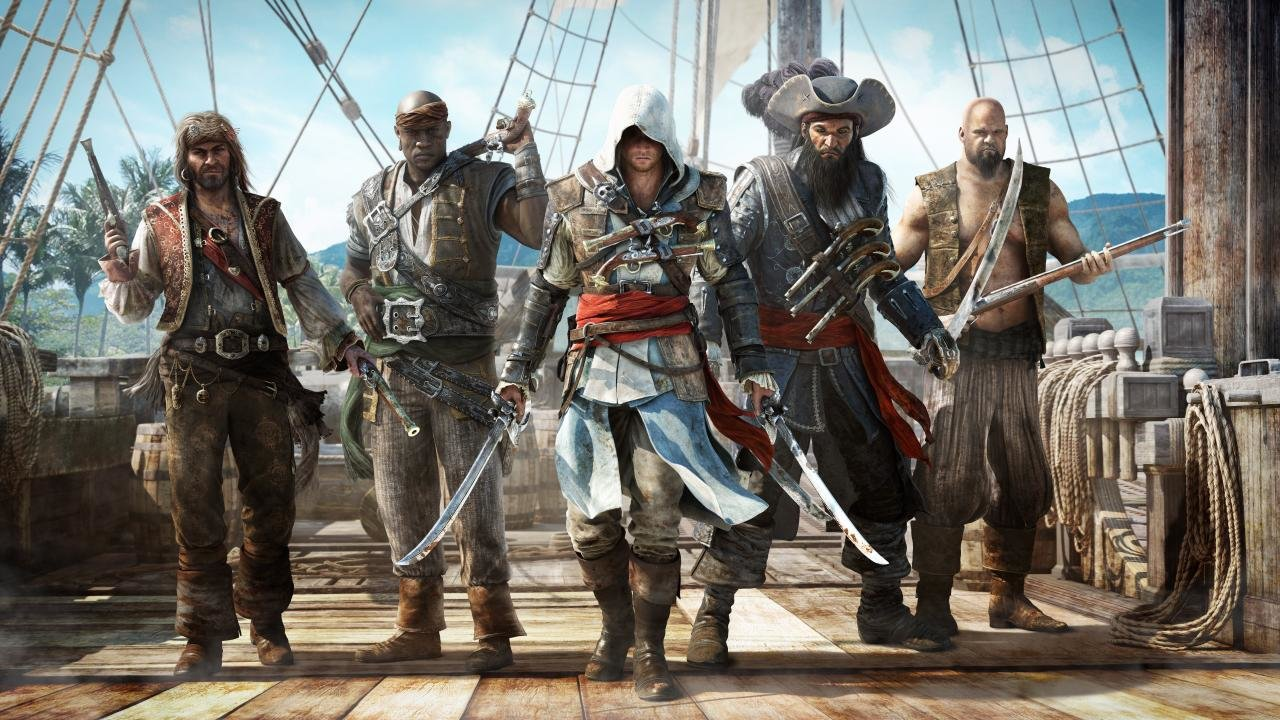 Free Assassin's Creed 4: Black Flag high quality background ID:234534 for hd 1280x720 computer
