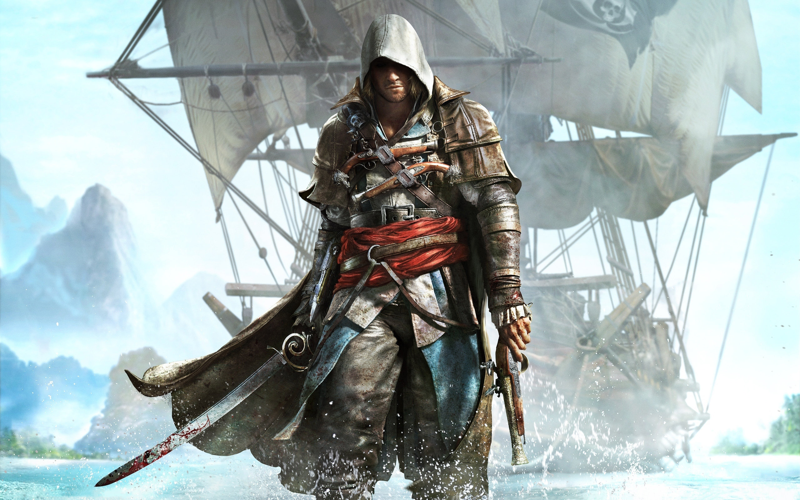 Free Download Assassin S Creed 4 Black Flag Wallpaper Id 234535