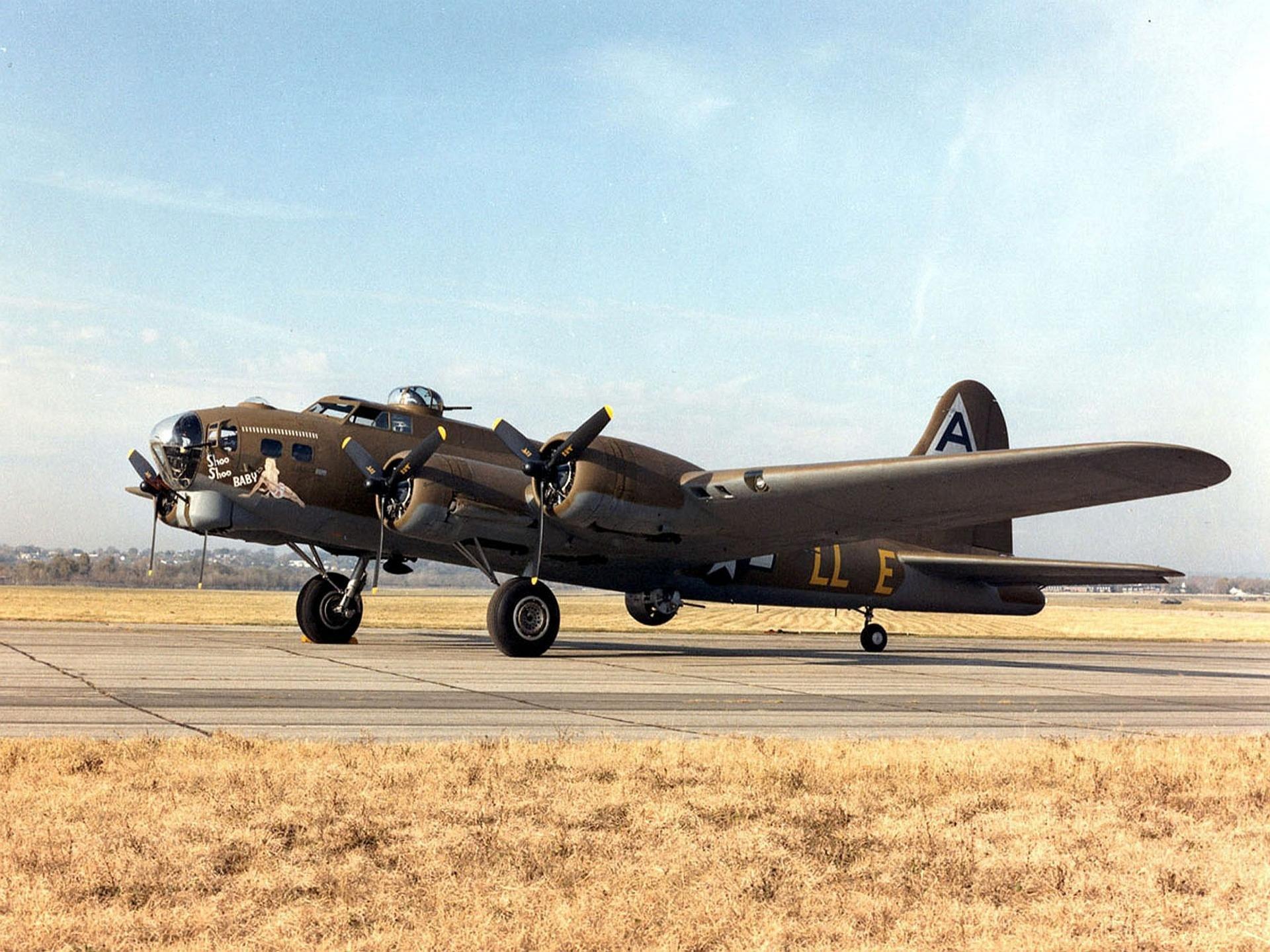 High Resolution Boeing B 17 Flying Fortress Hd 1920x1440 Wallpaper