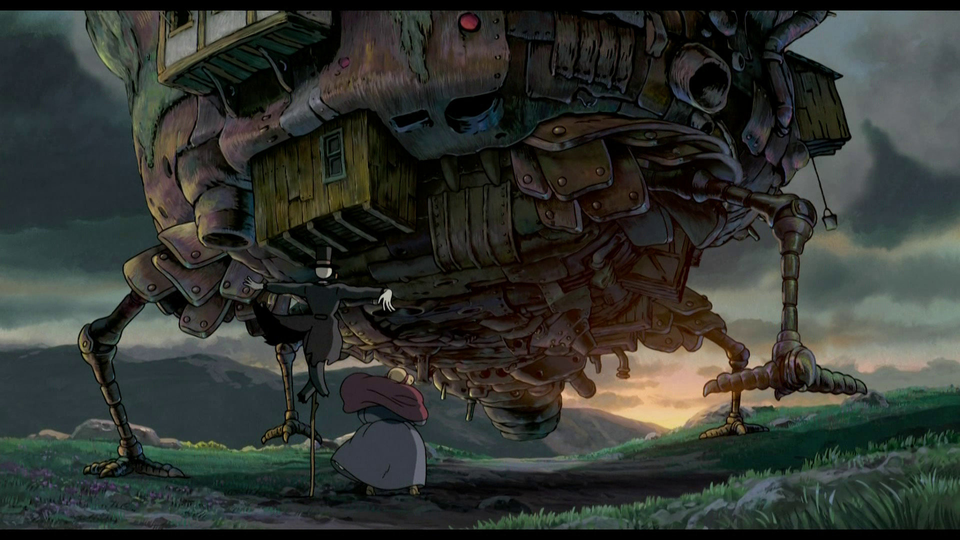 Awesome Howl's Moving Castle free background ID:347877 for 1080p desktop