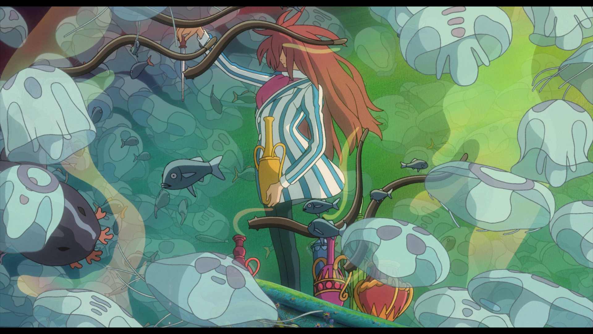 Free Ponyo high quality background ID:430952 for full hd 1080p PC