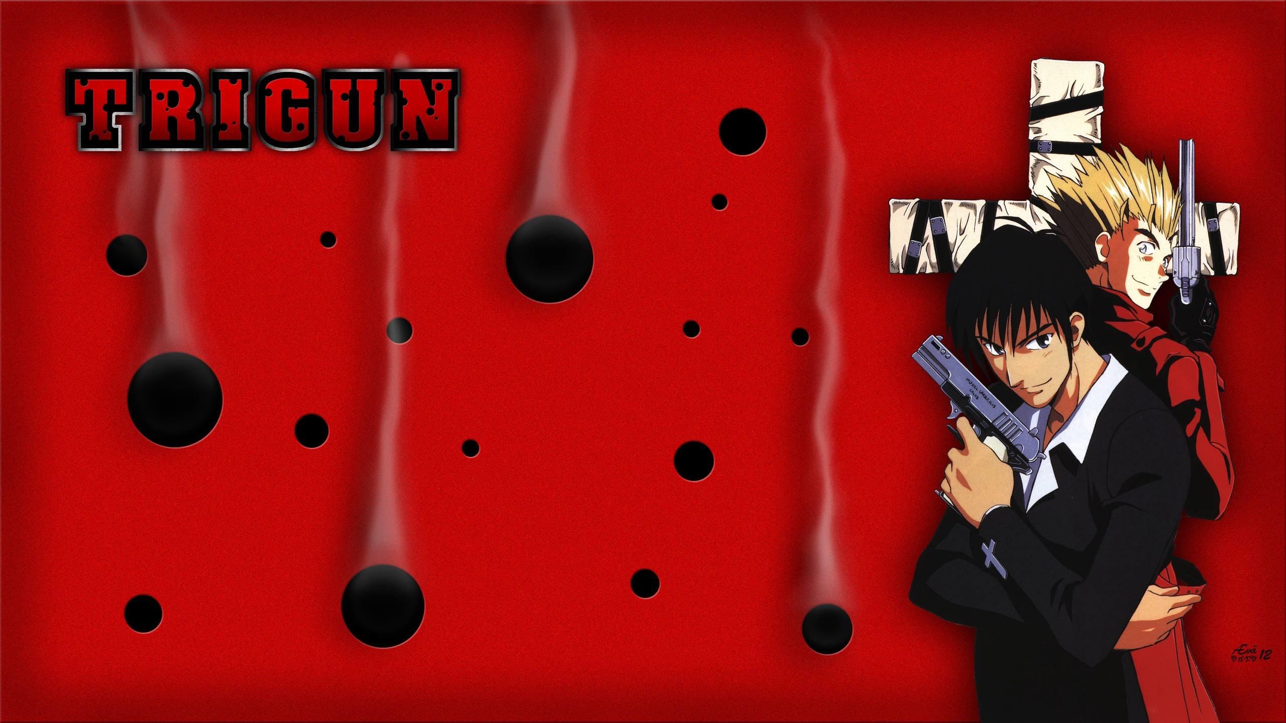 30+ Tri Gun Wallpaper Pictures