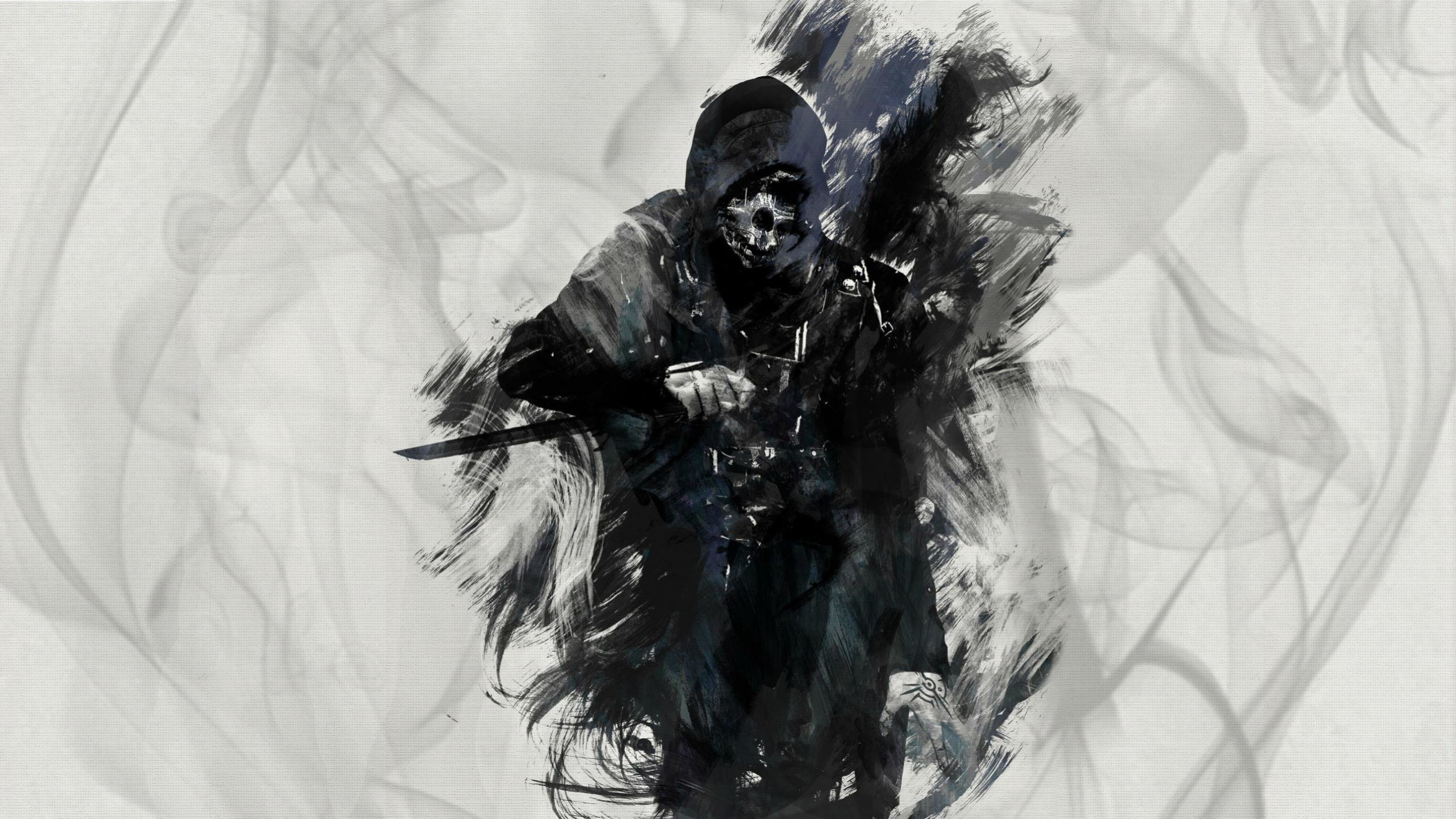 Free download Corvo Attano wallpaper ID:349519 hd 2560x1440 for computer