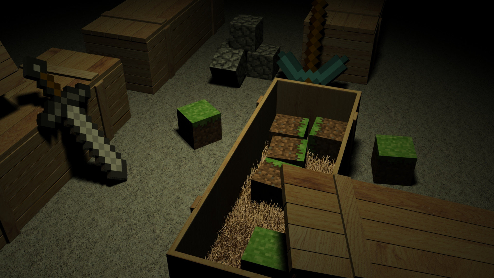 Best Minecraft Background Id385681 For High Resolution Hd