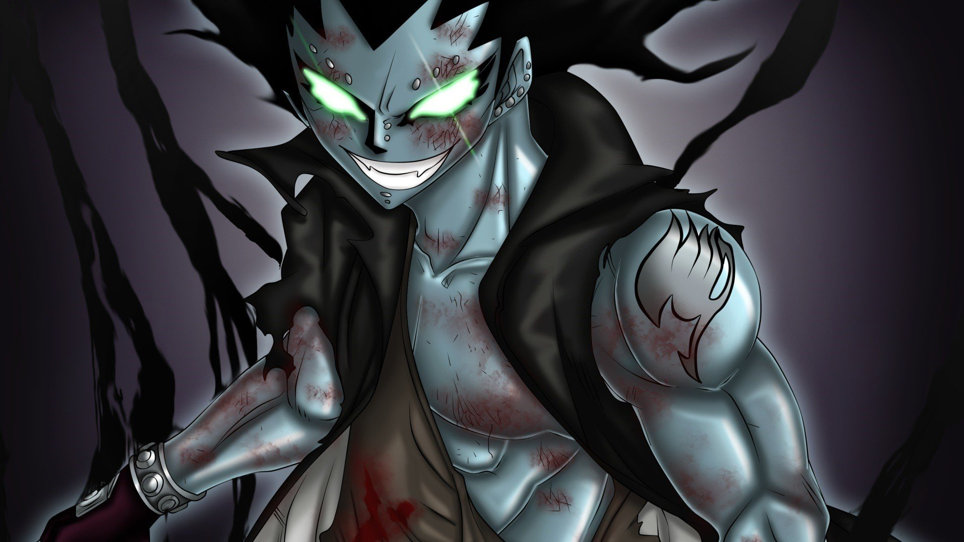 Best Gajeel Redfox background ID:40770 for High Resolution full hd desktop