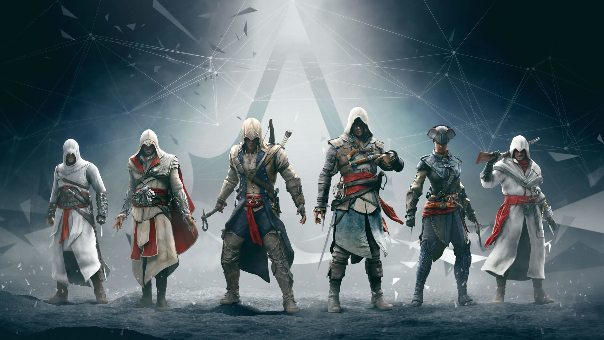 Connor Assassin S Creed Wallpapers 1920x1080 Full Hd 1080p