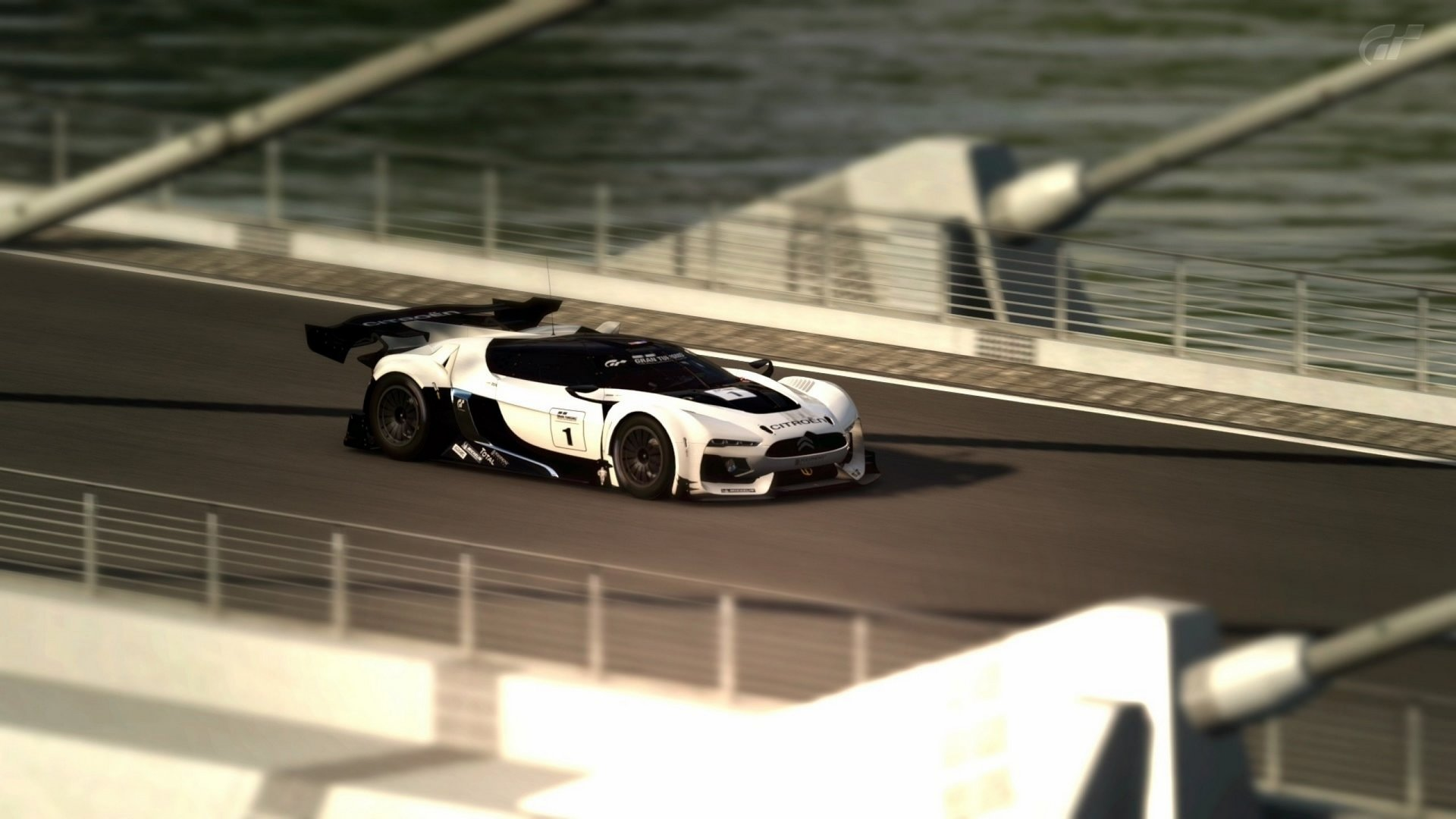 Best Gran Turismo 5 background ID:73666 for High Resolution hd 1080p computer