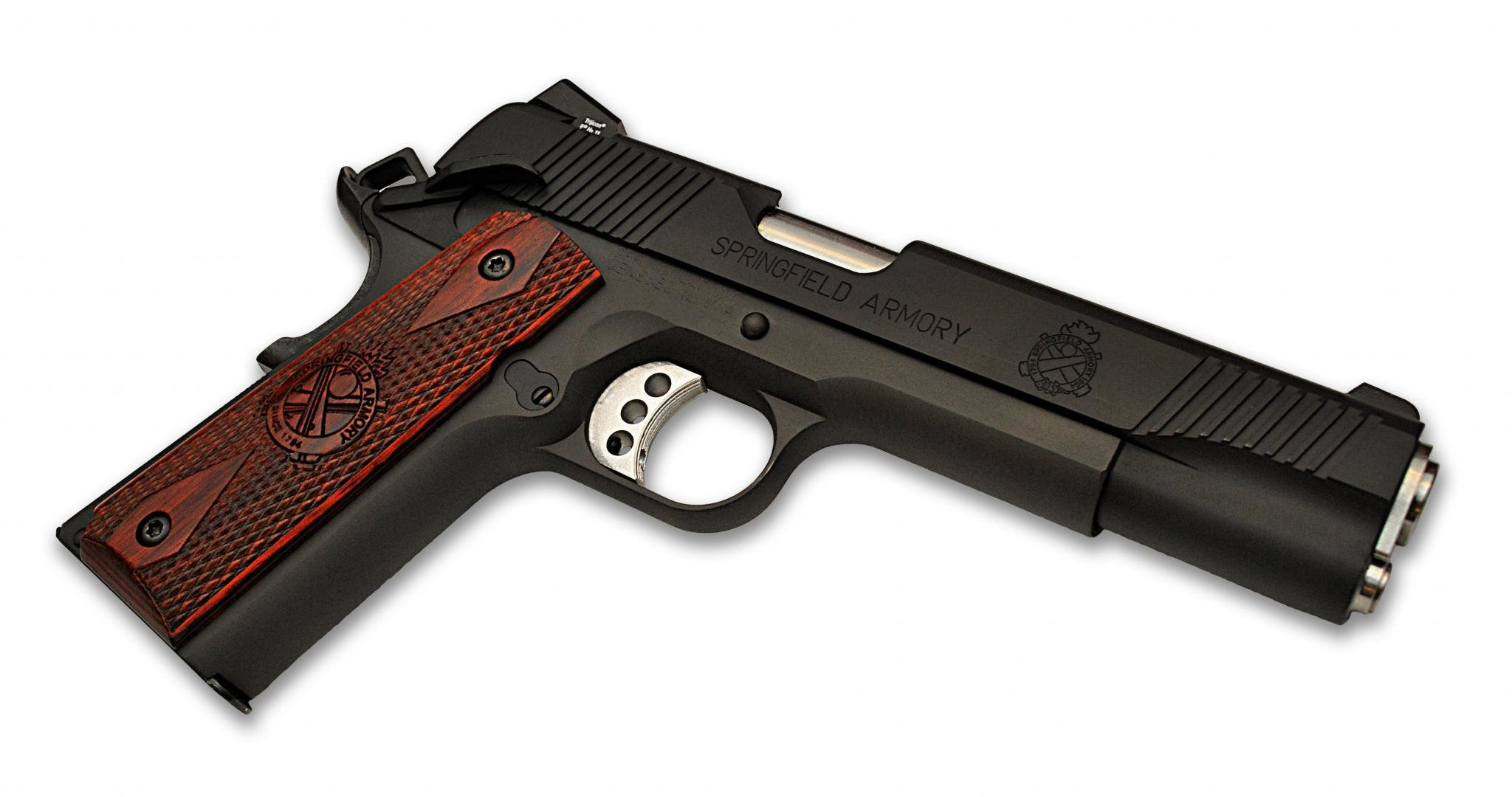 free download springfield armory 1911 pistol wallpaper id:213686 hd