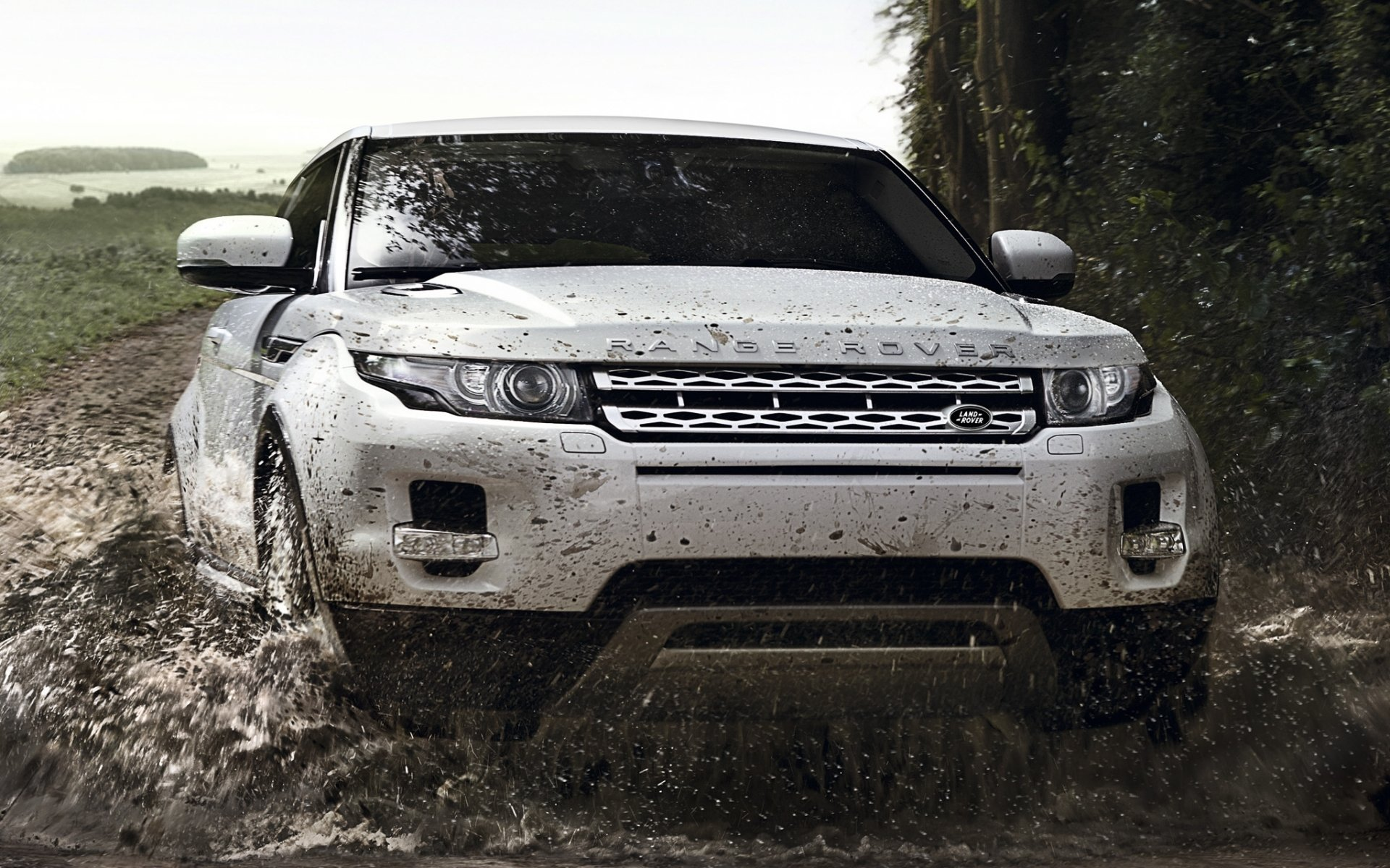 Range Rover Evoque Wallpapers Hd For Desktop Backgrounds