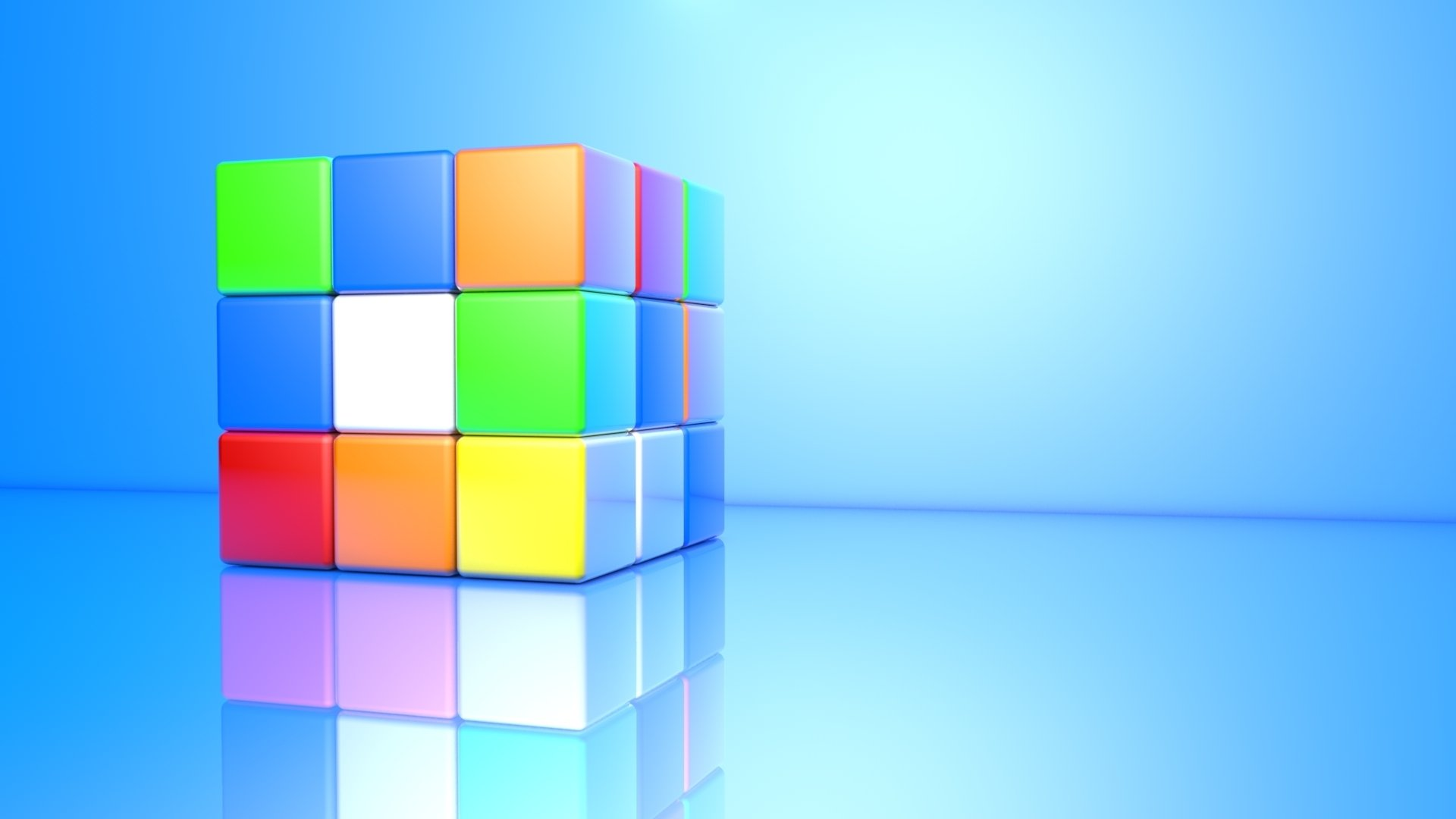 high resolution rubik's cube hd 1080p background id:216018 for pc