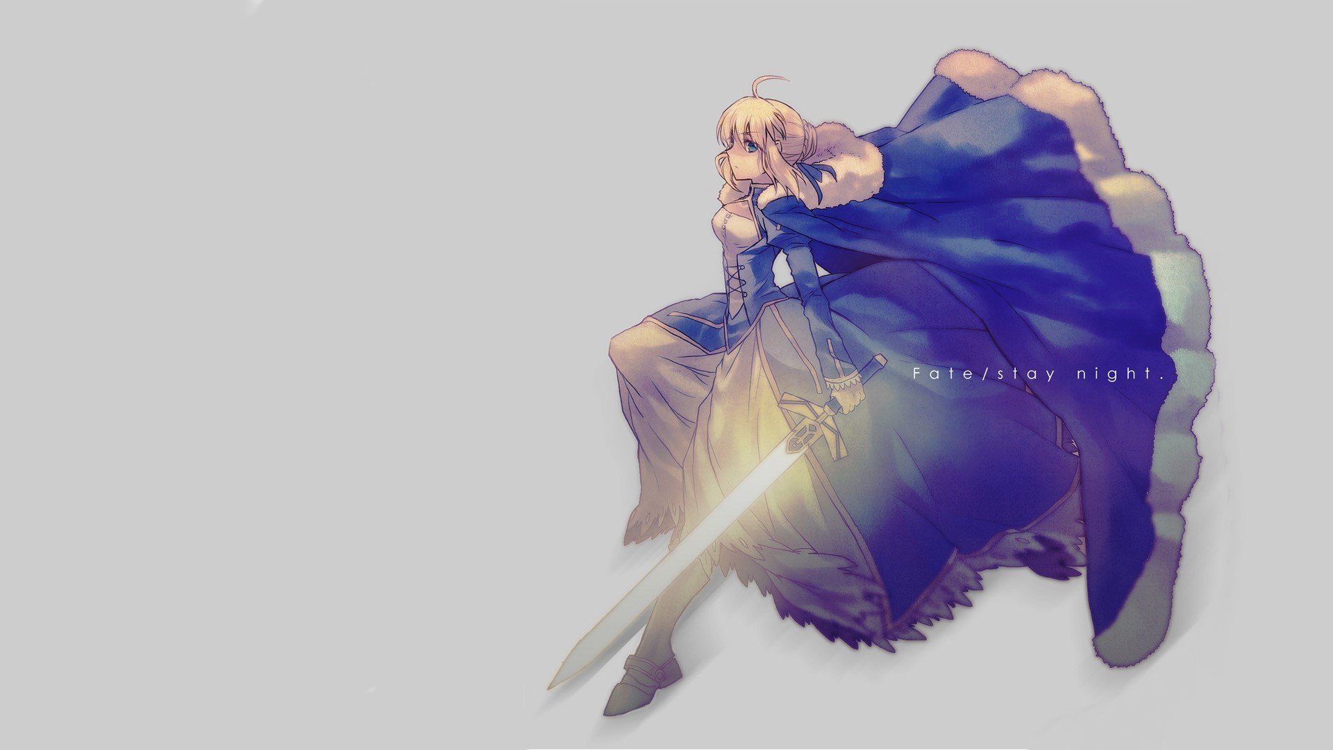 Free download Saber (Fate Series) background ID:469023 hd 1080p for desktop