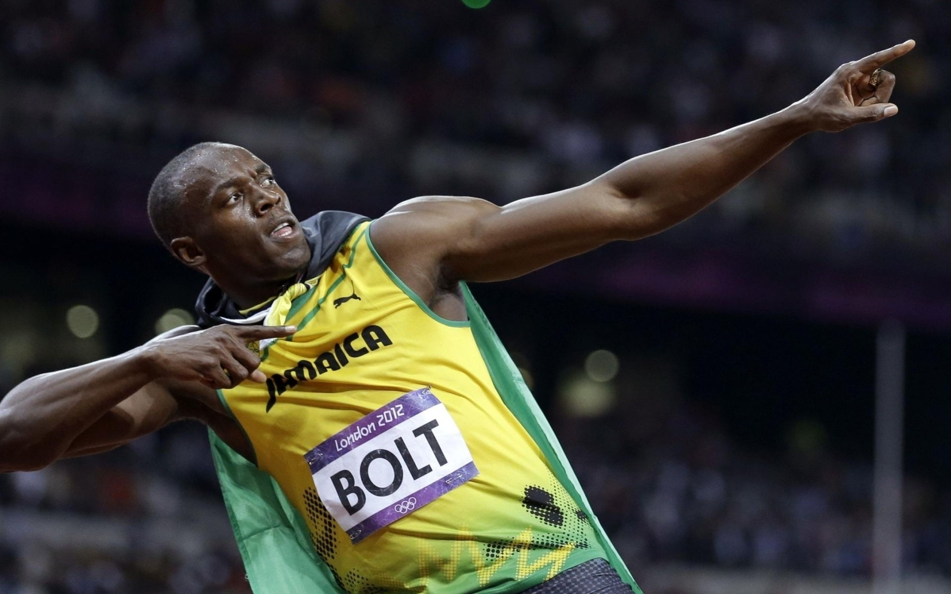 Free download Usain Bolt background ID:322653 hd 1920x1200 for computer