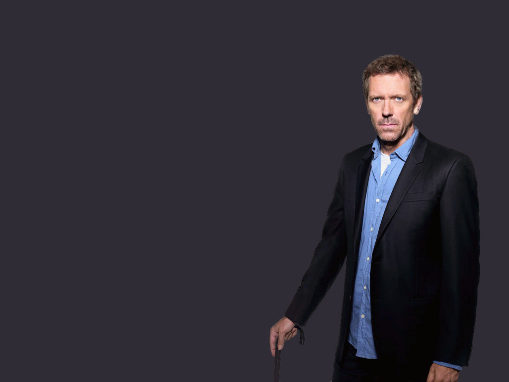 Download hd 1024x768 Dr. House PC wallpaper ID:156701 for free