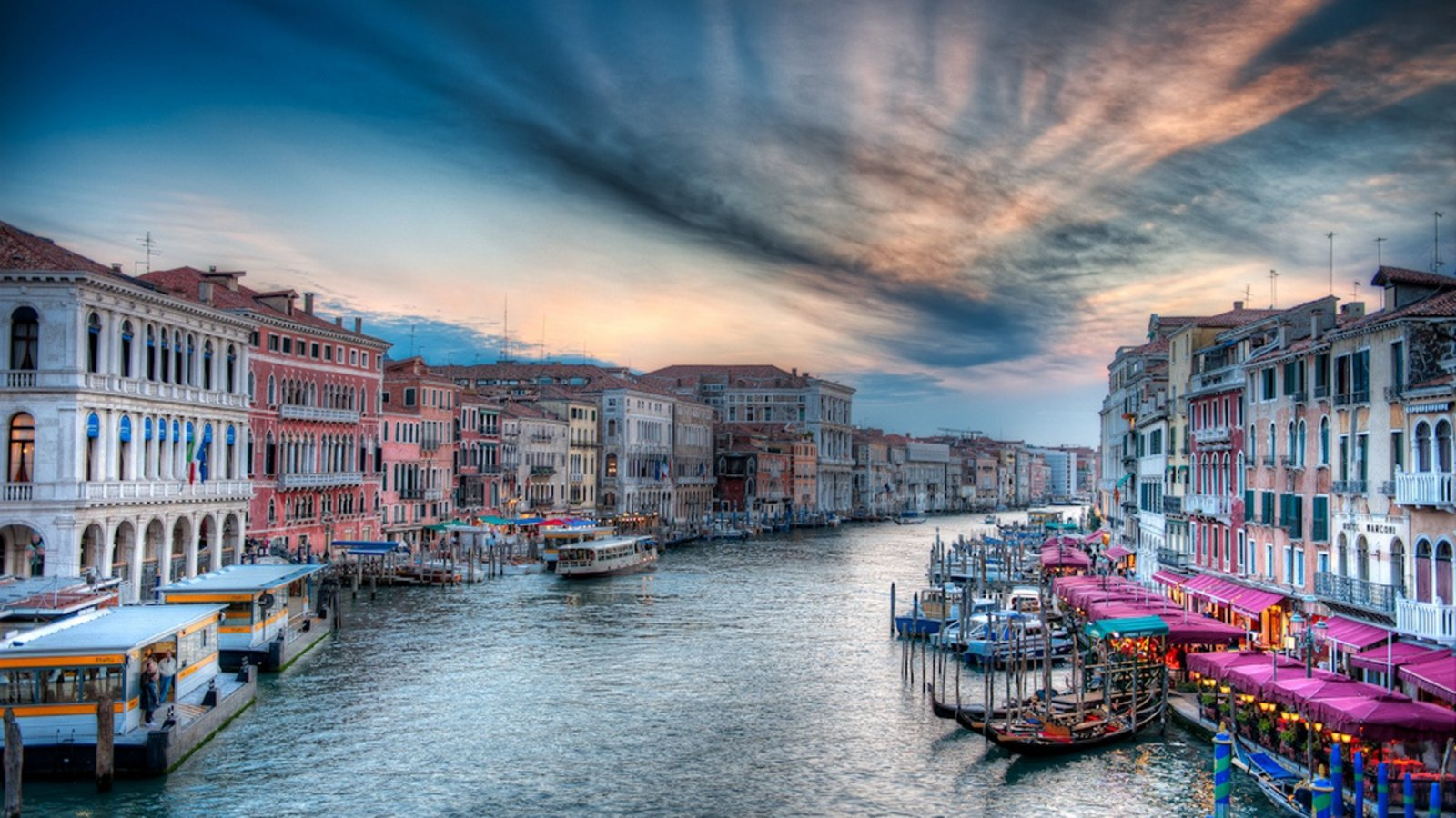 venice wallpaper hd 1600x900 492893