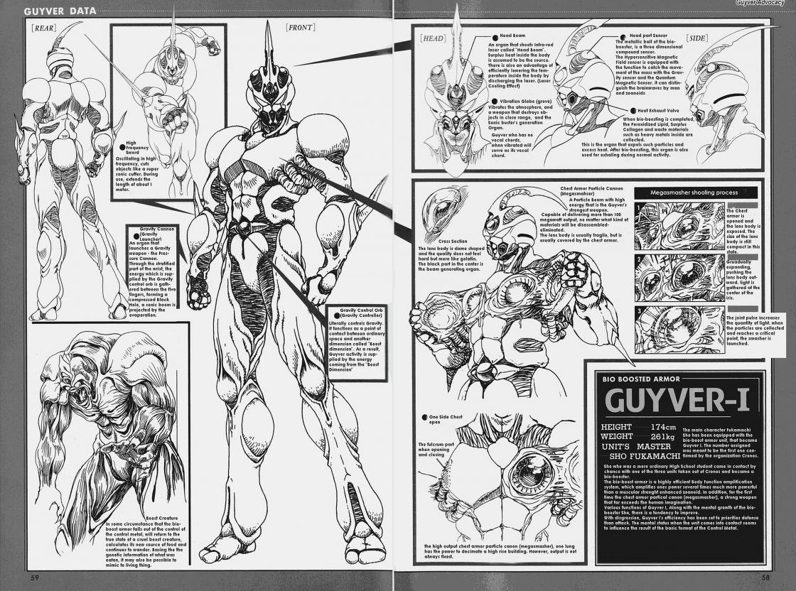 Best Guyver The Bioboosted Armor background ID:281937 for High Resolution hd 1120x832 PC