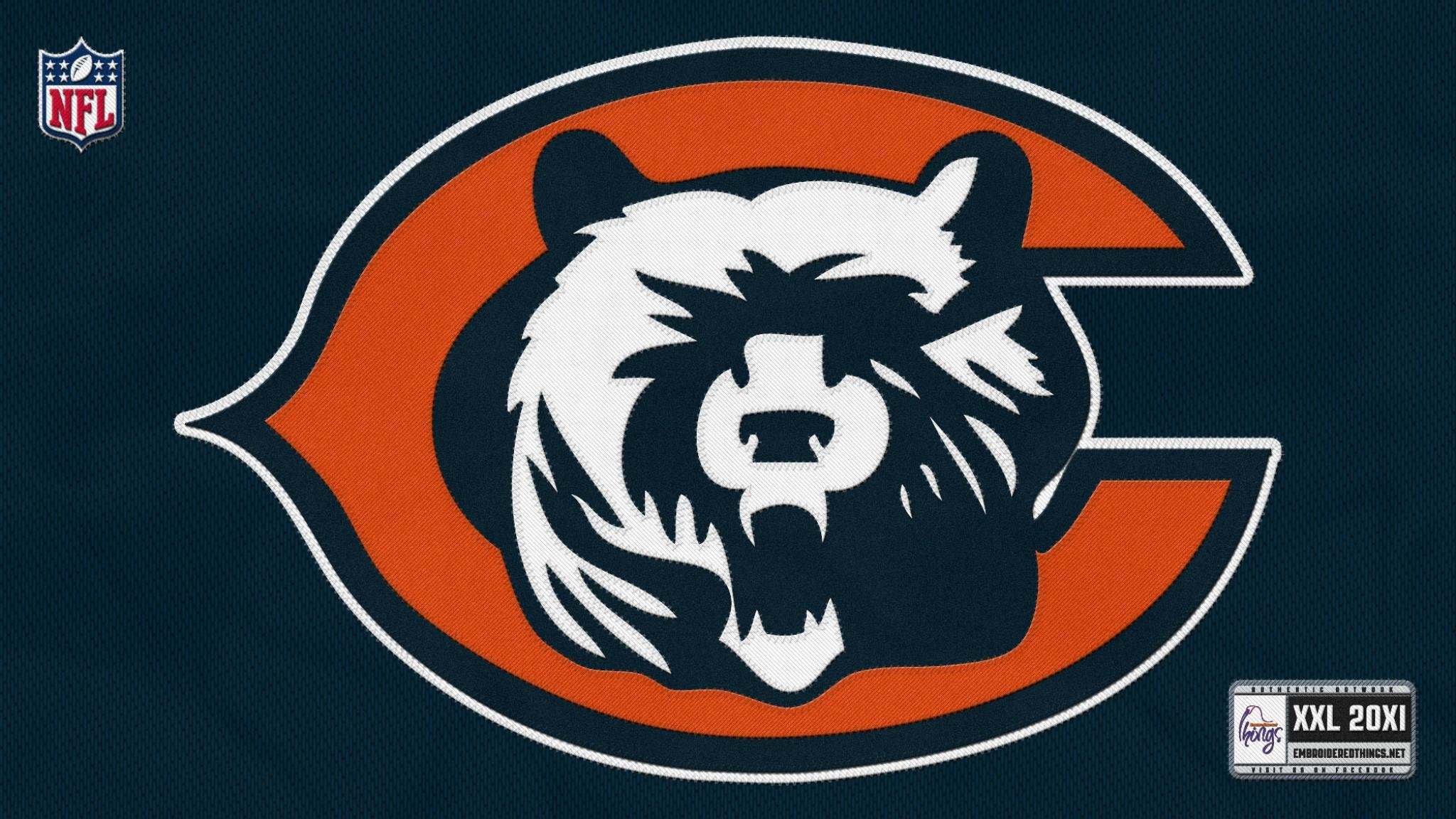 Chicago Bears wallpapers HD for desktop
