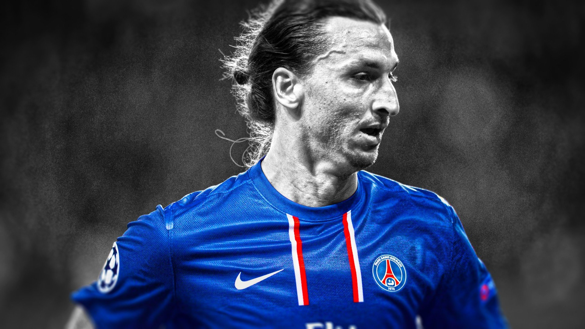 Awesome Zlatan Ibrahimovic free wallpaper ID:231519 for hd 1920x1080 PC