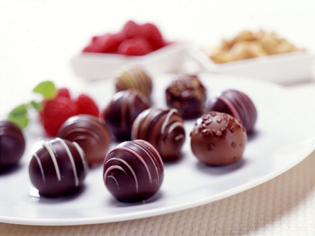 Free Chocolate high quality background ID:129749 for hd 1024x768 PC