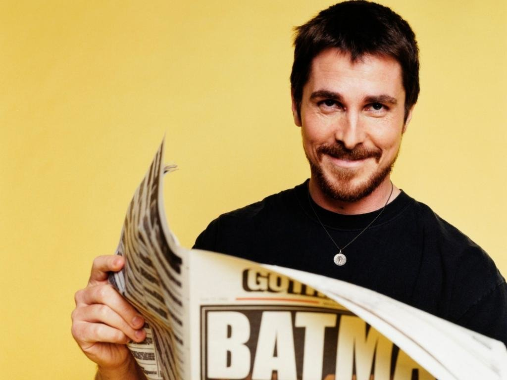 Free download Christian Bale background ID:340497 hd 1024x768 for computer