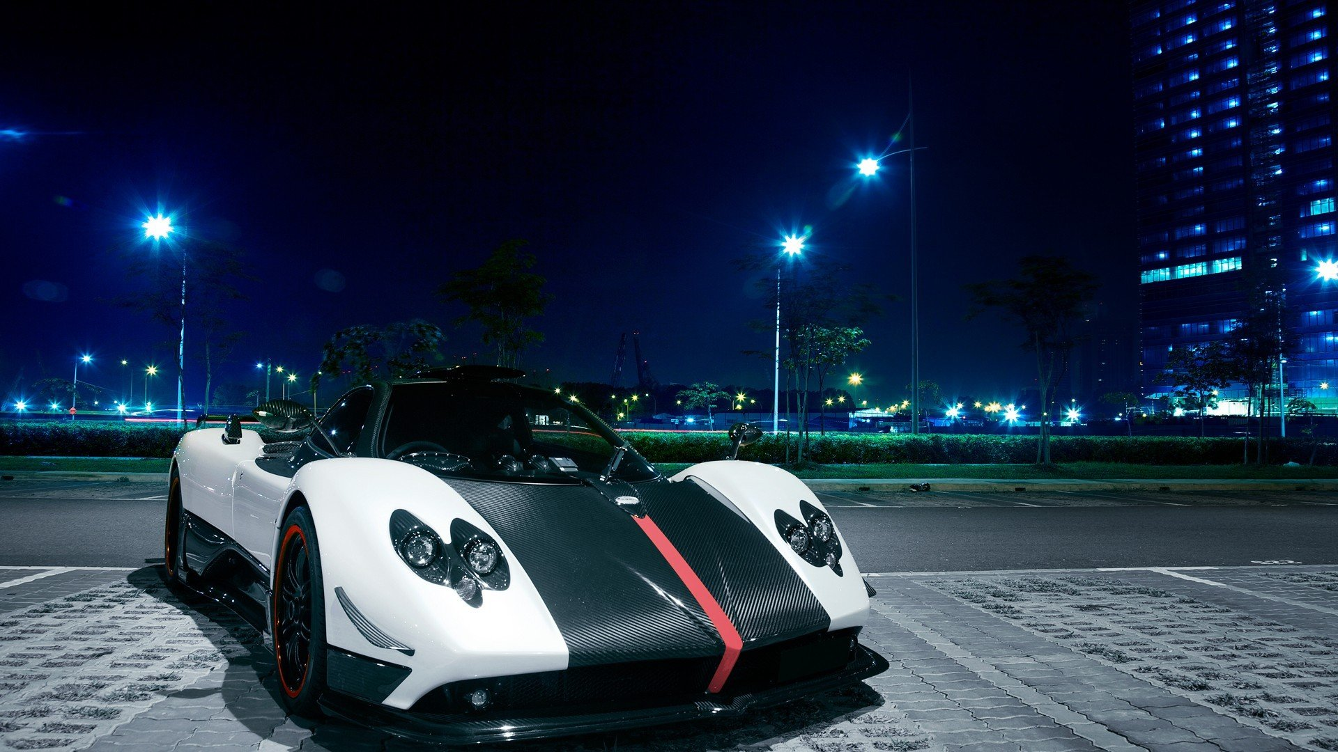 Awesome Pagani Zonda Free Background ID:161207 For Full Hd Computer