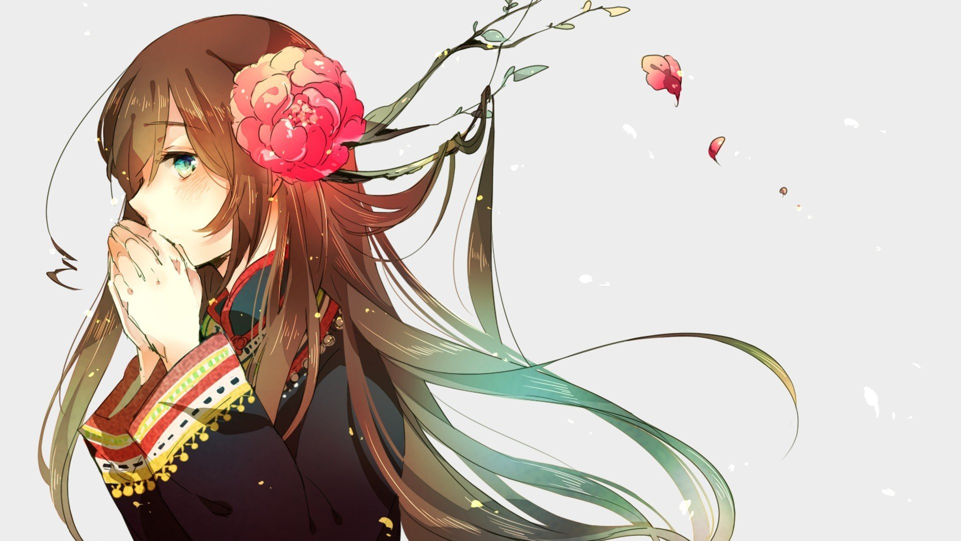 Free Download Anime Girl Wallpaper Id 151165 Hd 1920x1080 For Pc