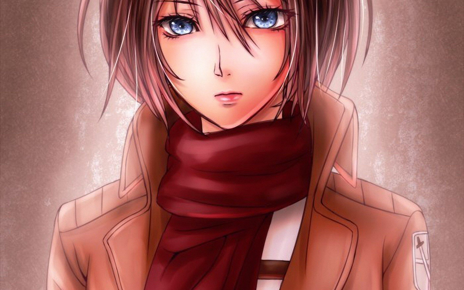 High resolution Mikasa Ackerman hd 1920x1200 background ID:206005 for PC