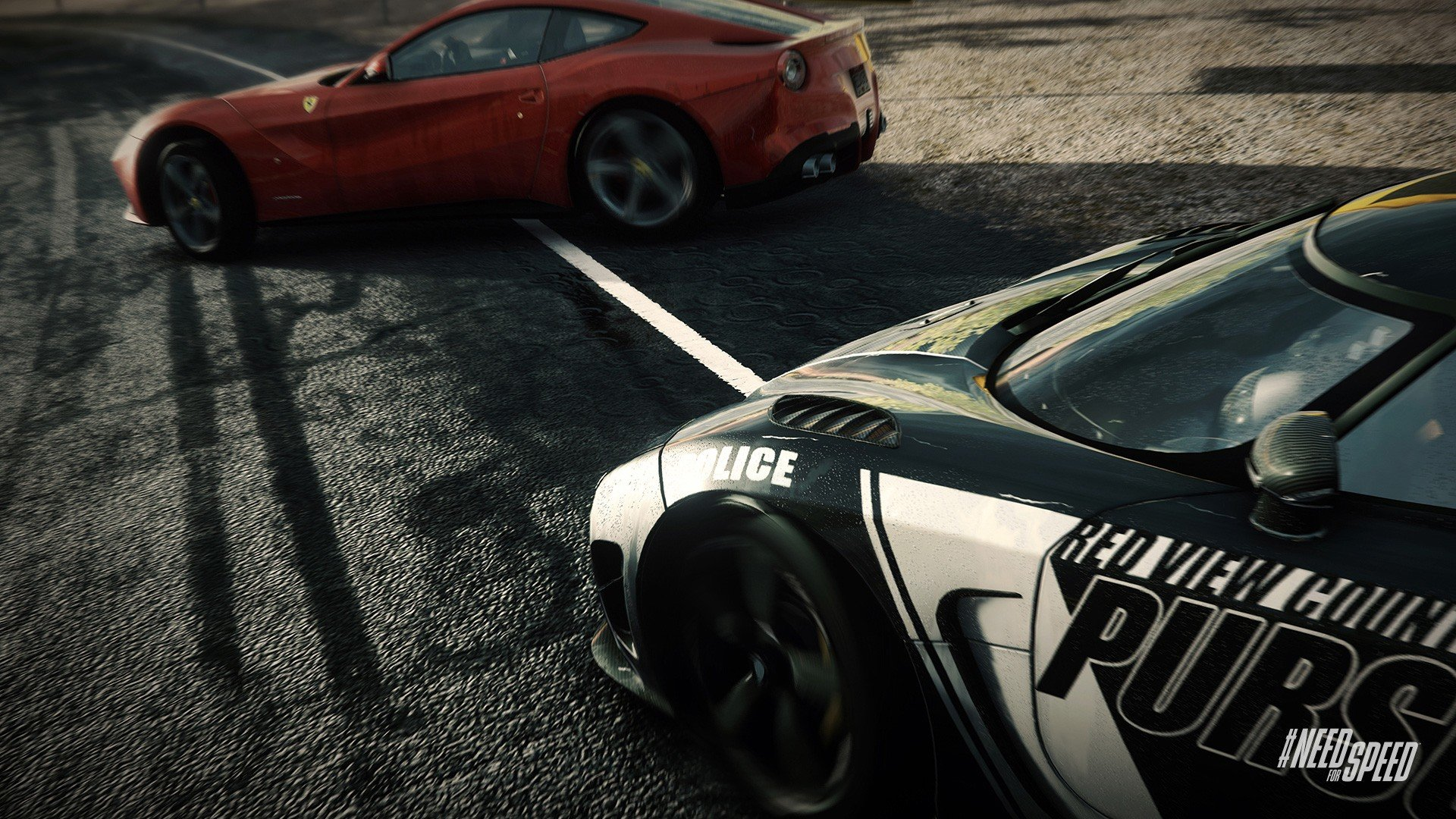 Group of Need For Speed Rivals Wallpaper