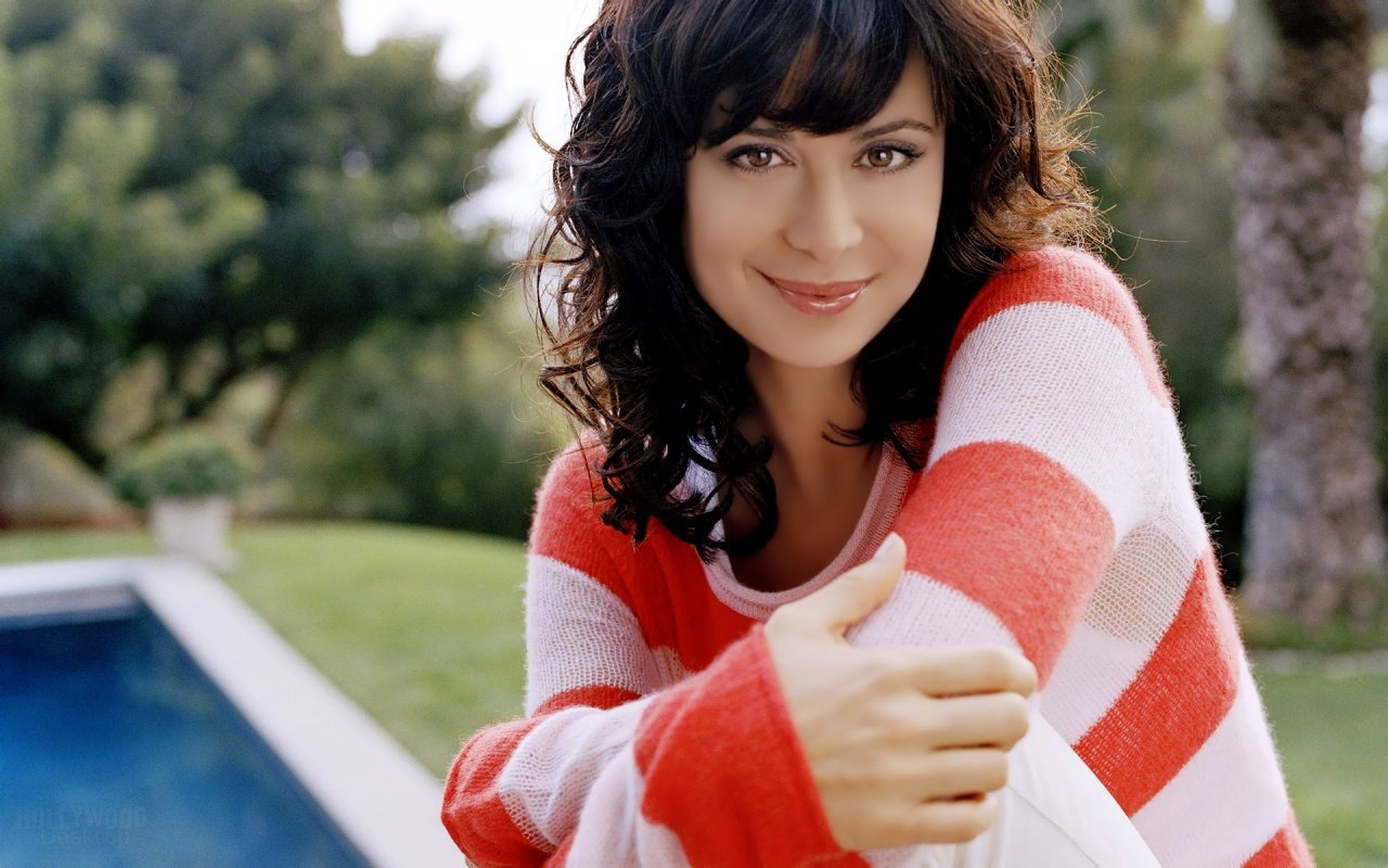 Download hd 1280x800 Catherine Bell PC background ID:96996 for free