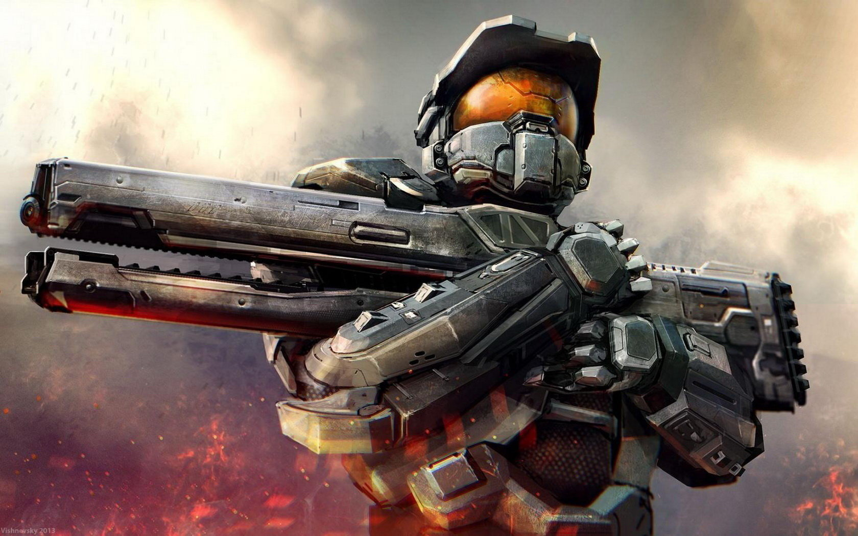 Best Halo 4 background ID:278238 for High Resolution hd 1680x1050 desktop