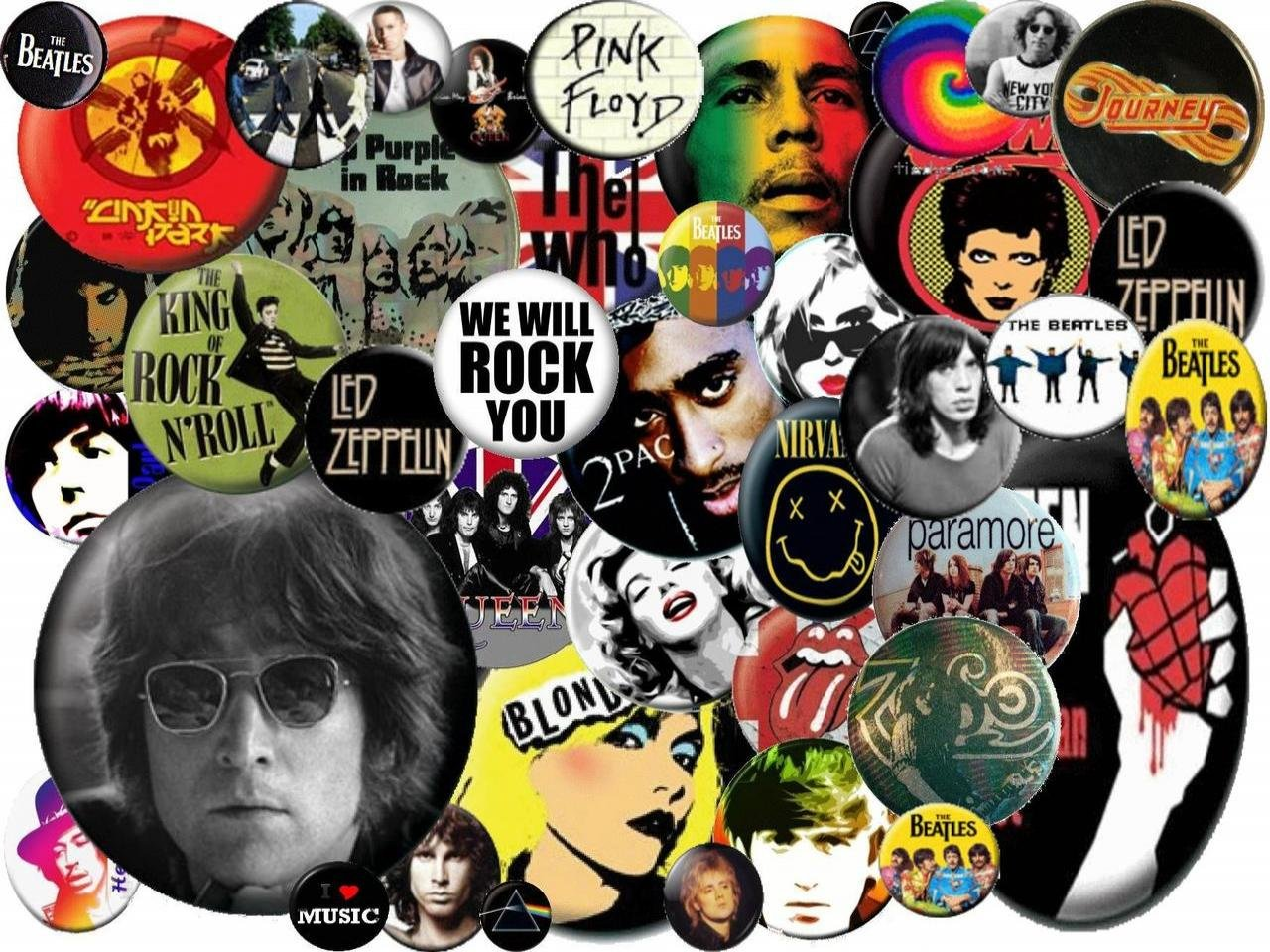 Music Collage Wallpapers Hd For Desktop Backgrounds