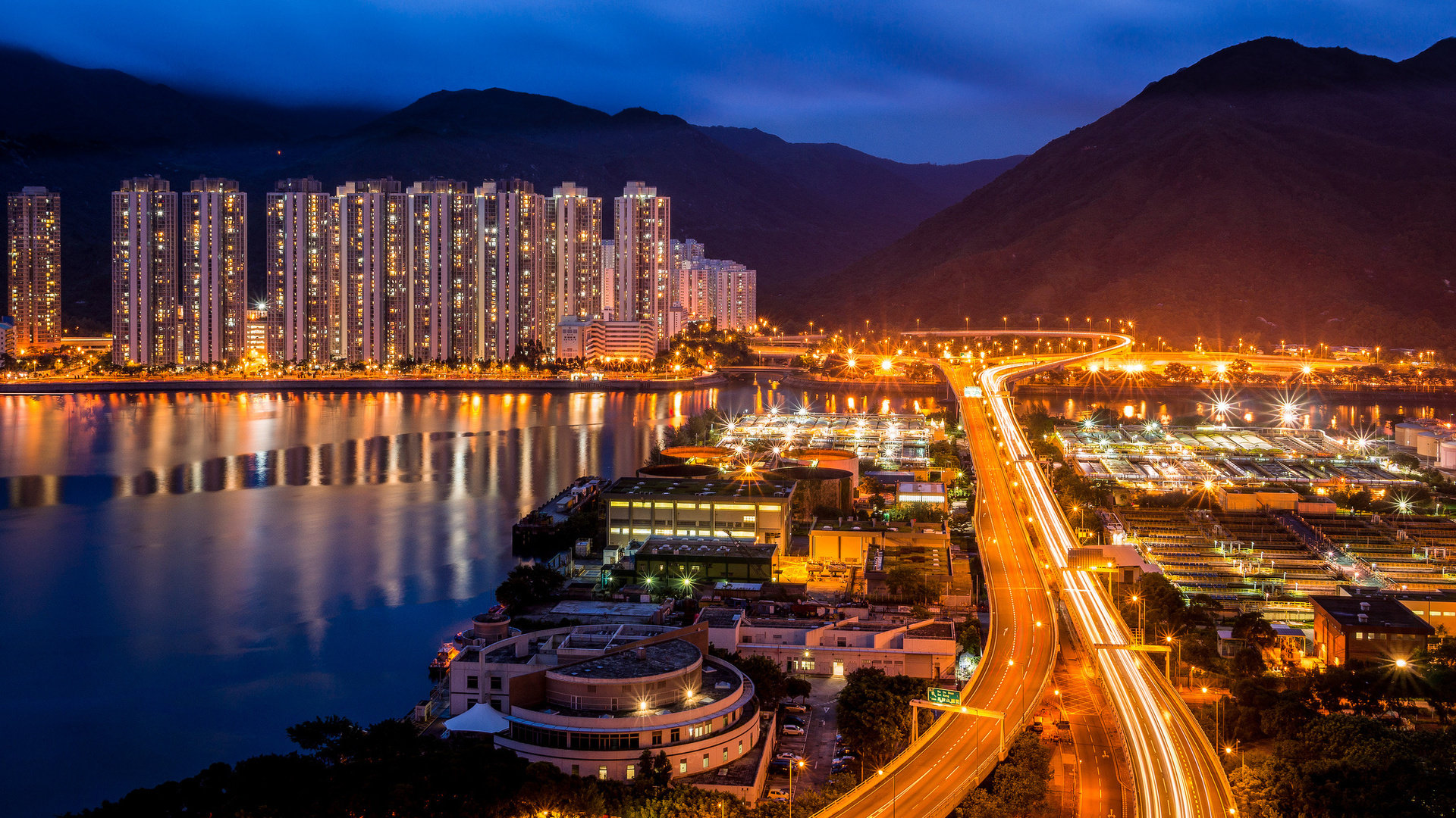 Hong Kong Wallpapers 1920x1080 Full HD (1080p) Desktop