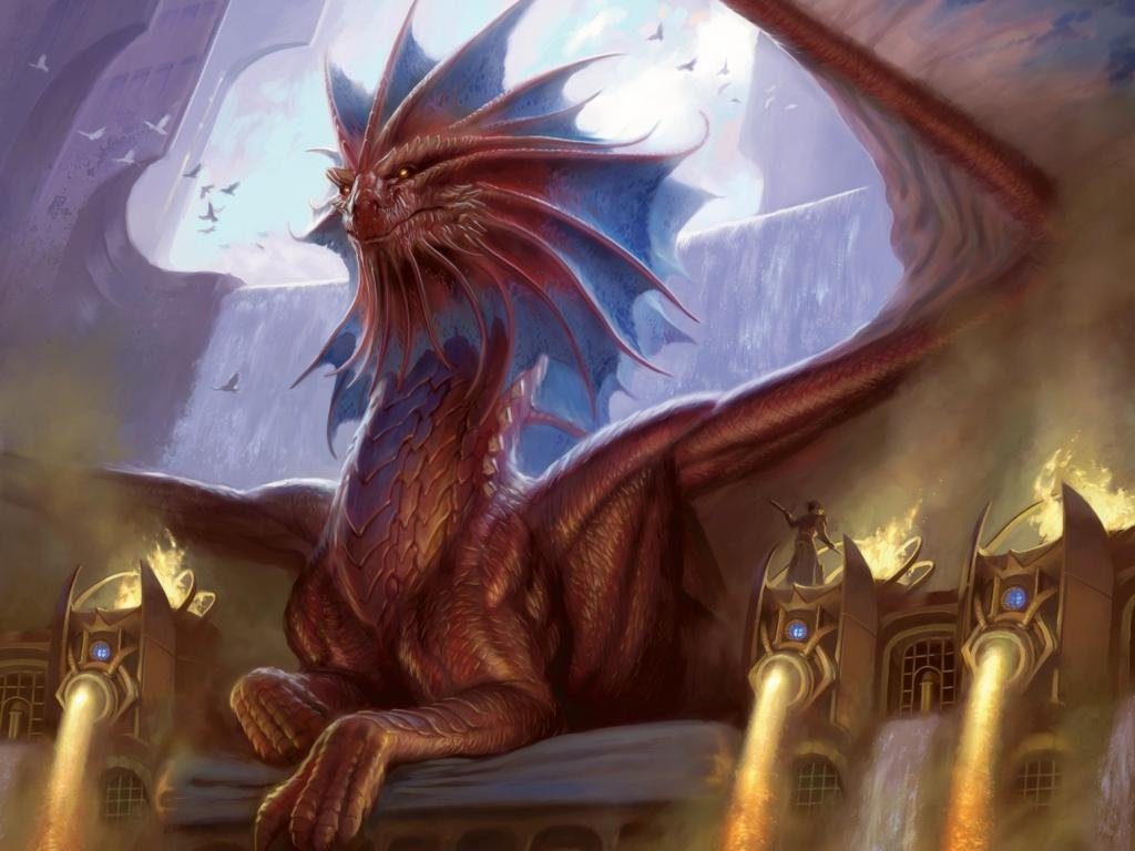 Download hd 1024x768 Magic: The Gathering (MTG) PC background ID:455560 for free