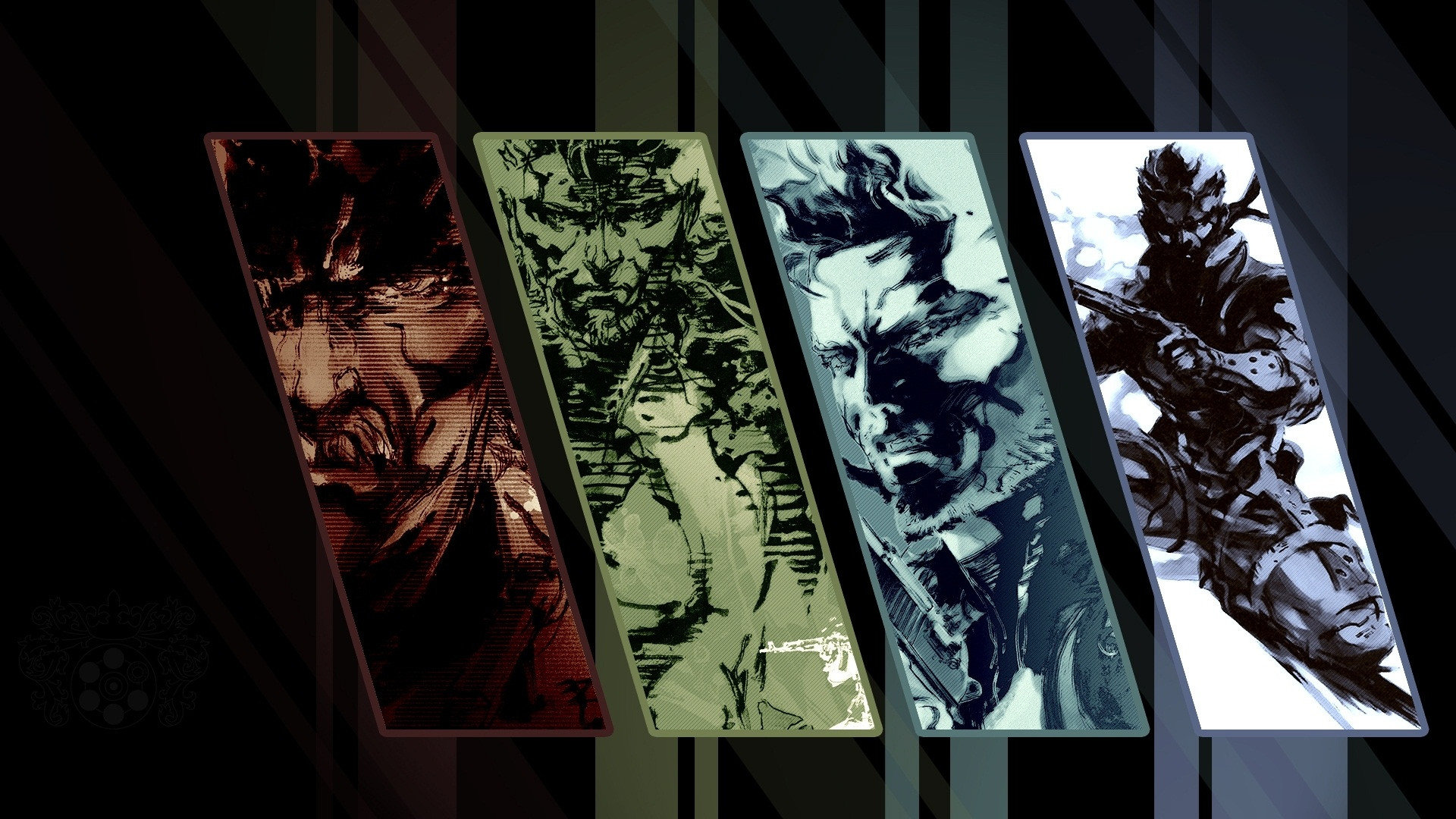 Metal Gear Solid Mgs Wallpapers 1920x1080 Full Hd 1080p