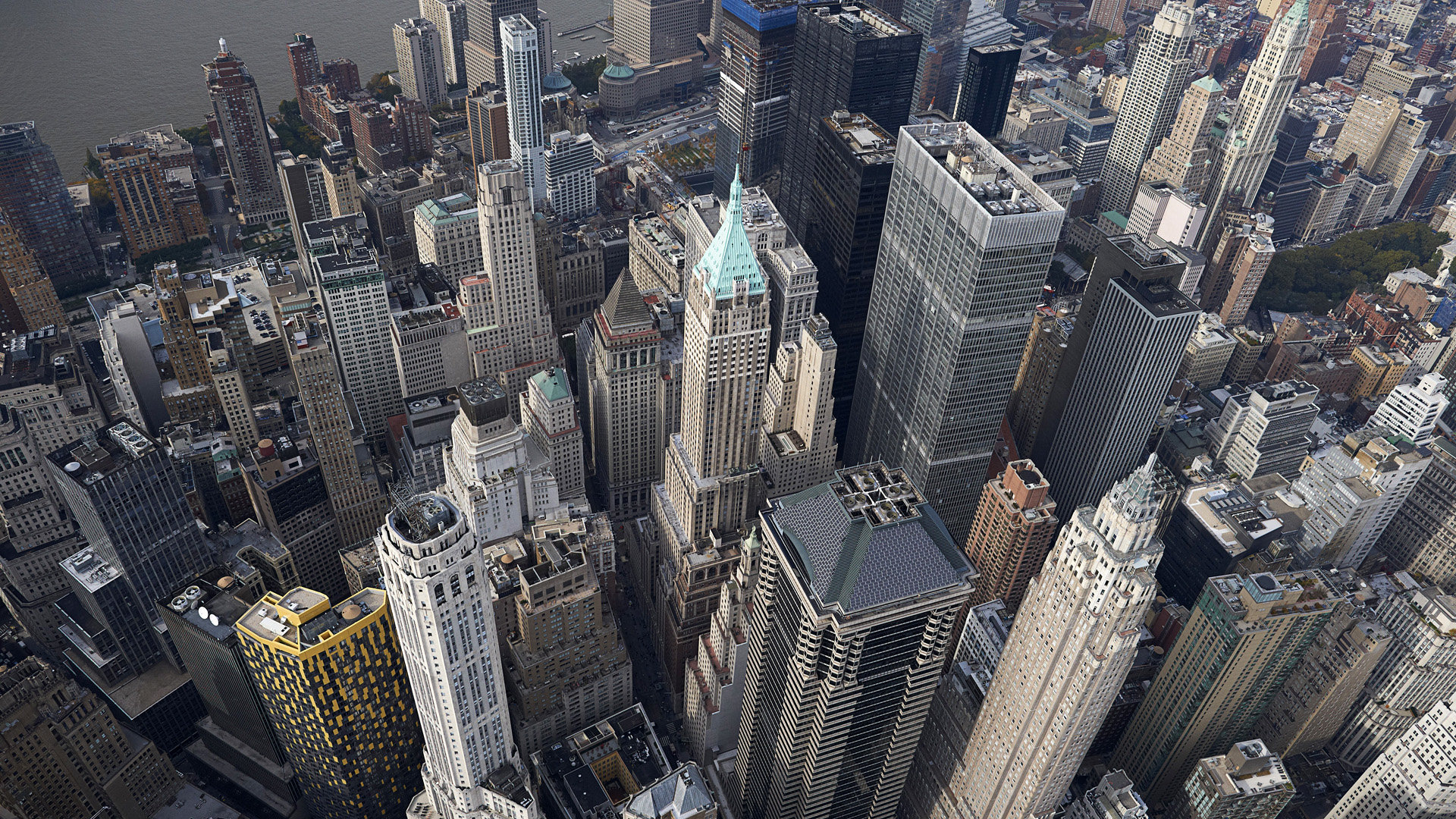 High Resolution New York Full Hd 1920x1080 Wallpaper Id