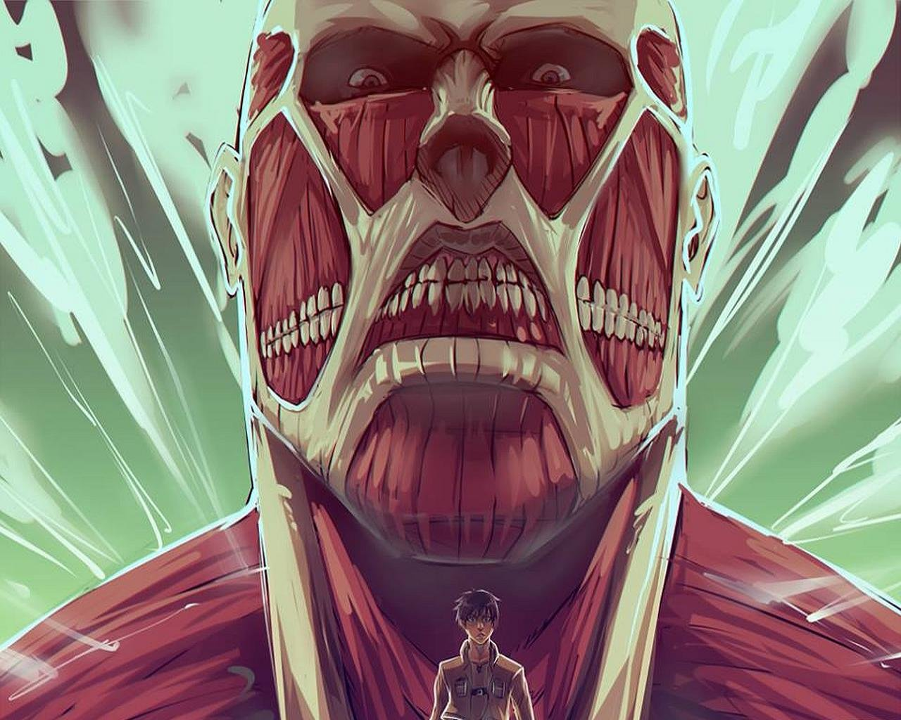 Attack On Titan Wallpapers 1280x1024 Desktop Backgrounds