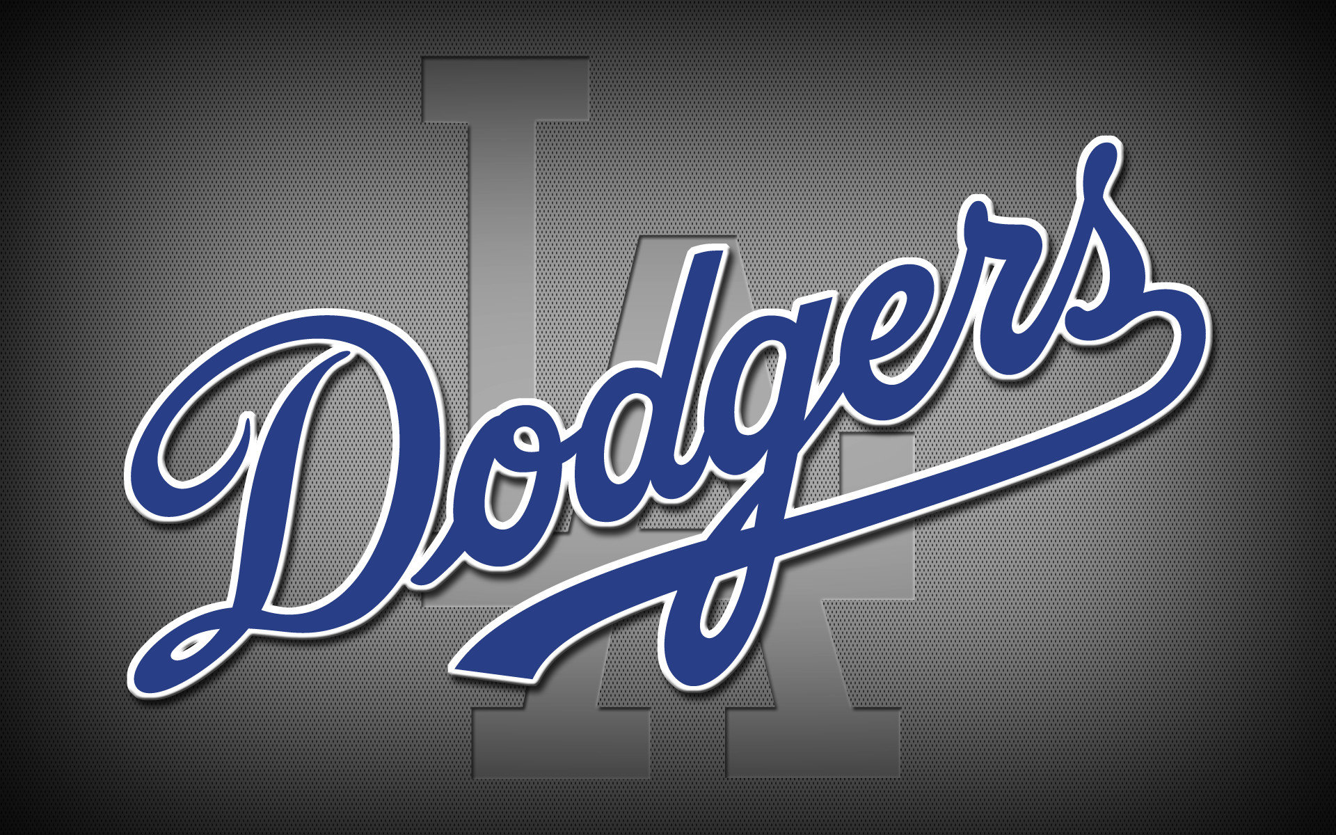 Download hd 1920x1200 Los Angeles Dodgers PC background ID:69426 for free