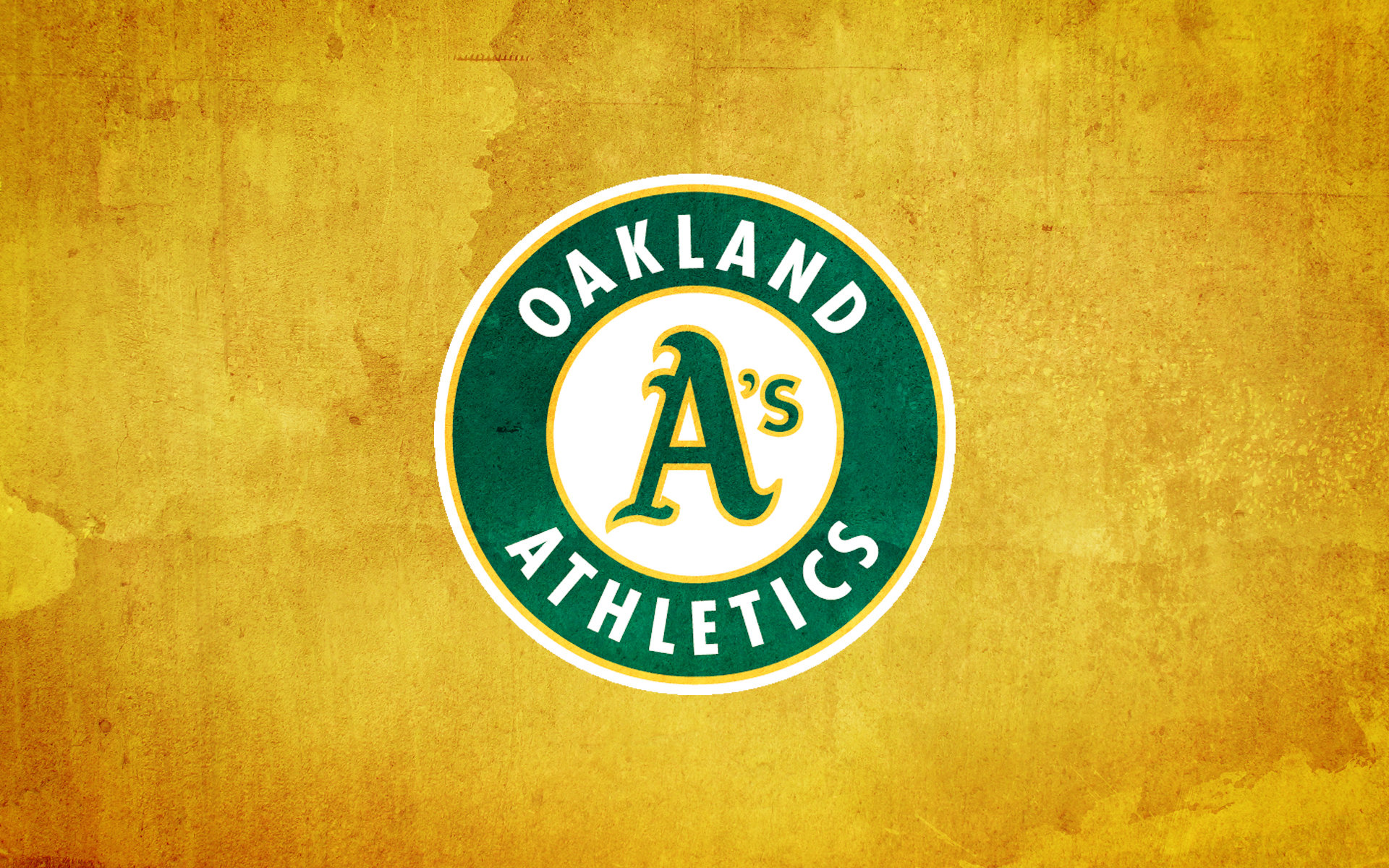 High resolution Oakland Athletics hd 1920x1200 wallpaper ID:310465 for PC