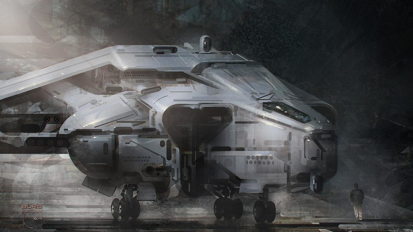 Free download Spaceship wallpaper ID:184077 hd 1366x768 for desktop