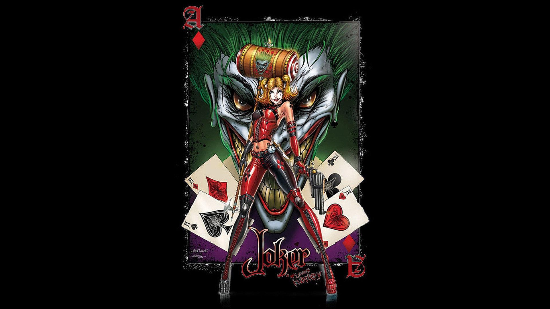 Download Full Hd 1920x1080 Harley Quinn Pc Wallpaper Id