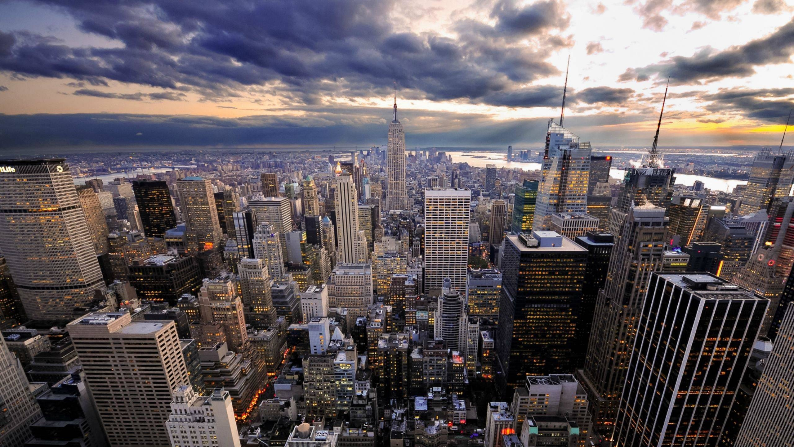 Download hd 2560x1440 New York desktop wallpaper ID:485985 for free