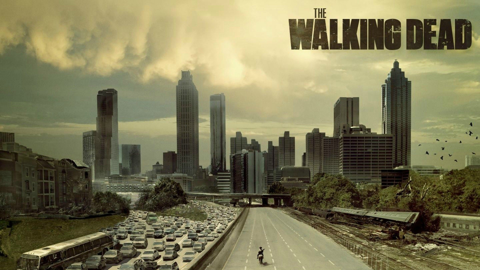 The Walking Dead Wallpapers 1920x1080 Full Hd 1080p
