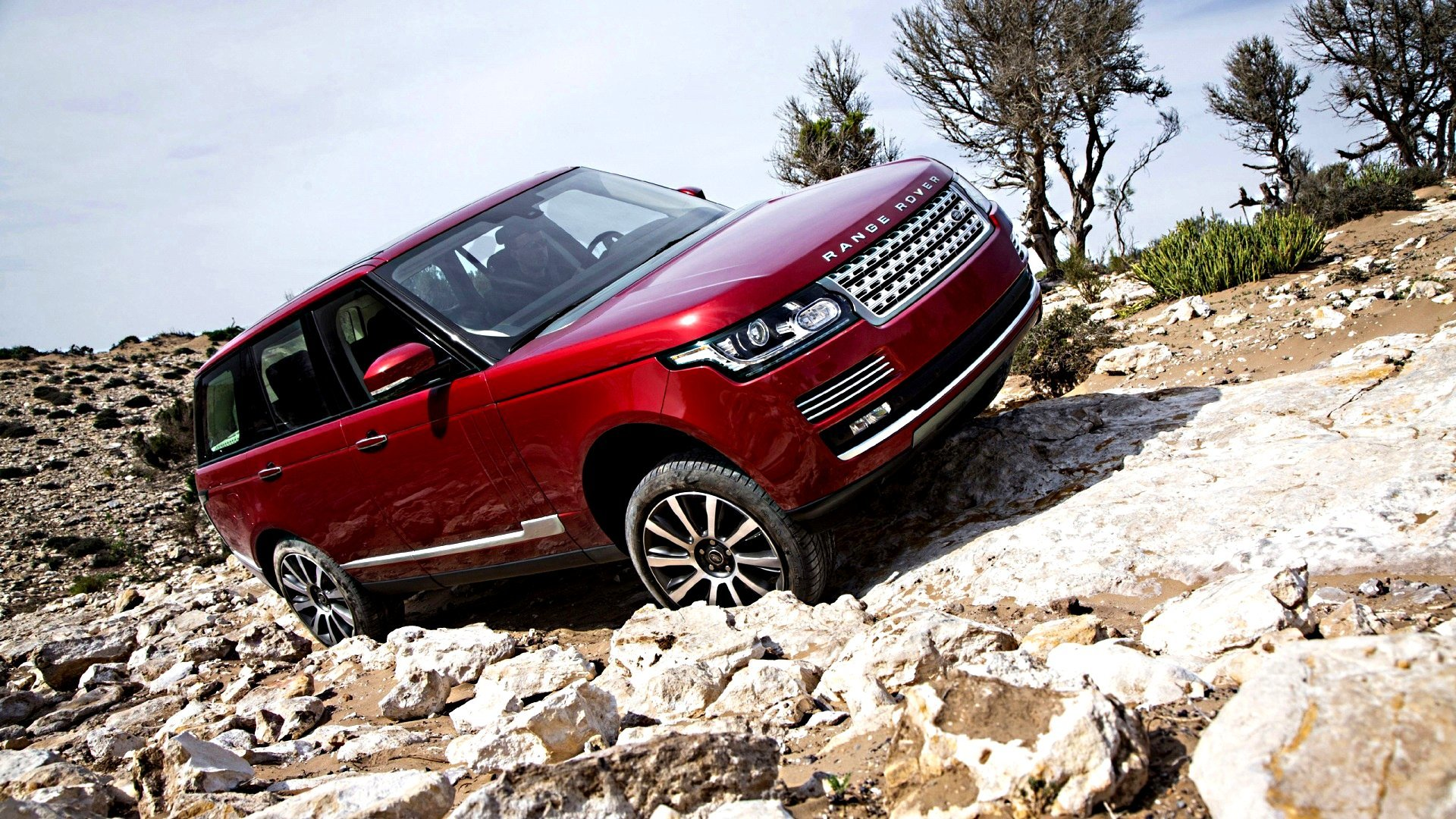 High Resolution Range Rover Hd 1080p Wallpaper Id 162883 For Desktop