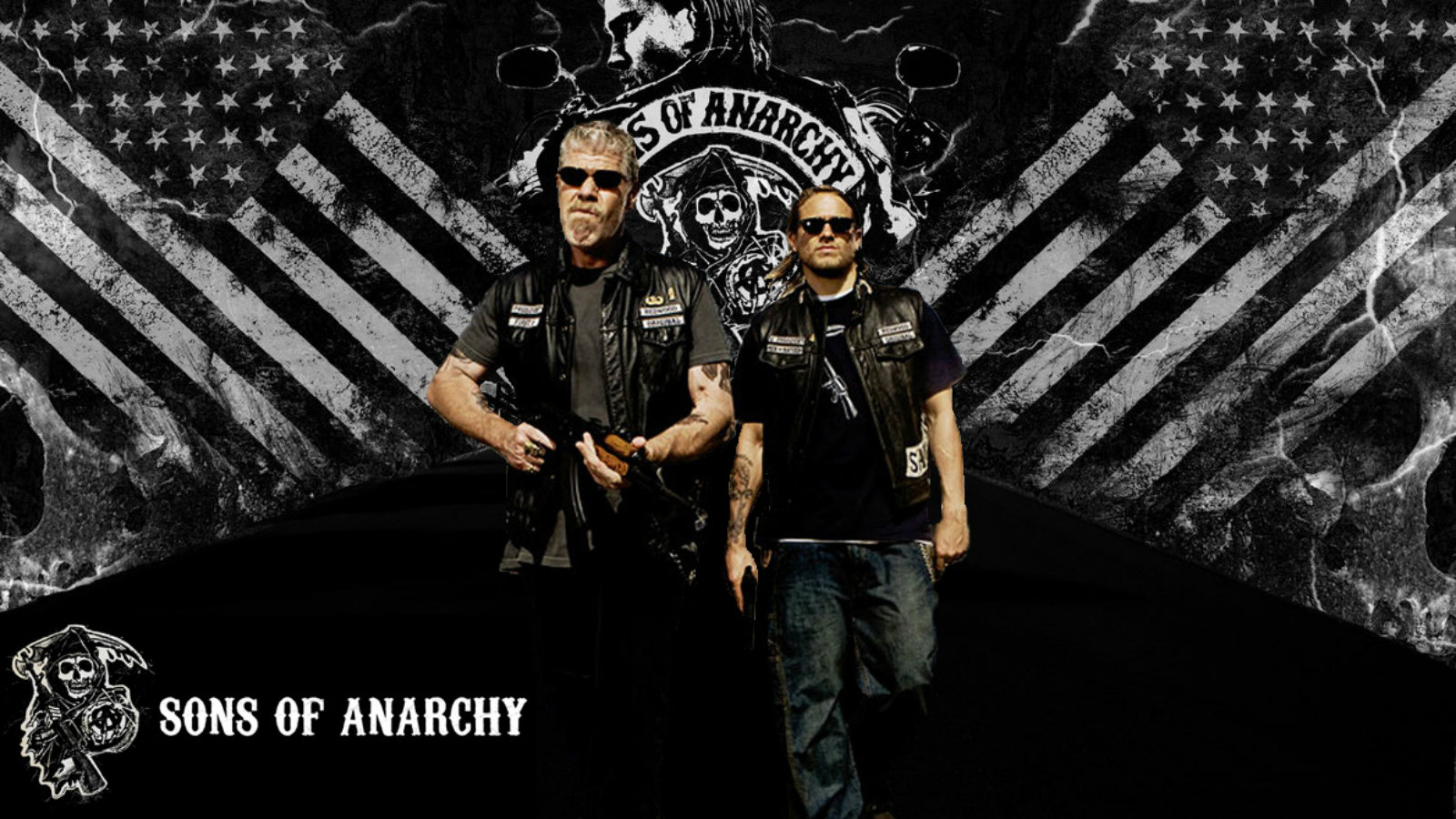 Sons Of Anarchy Wallpapers 1600x900 Desktop Backgrounds