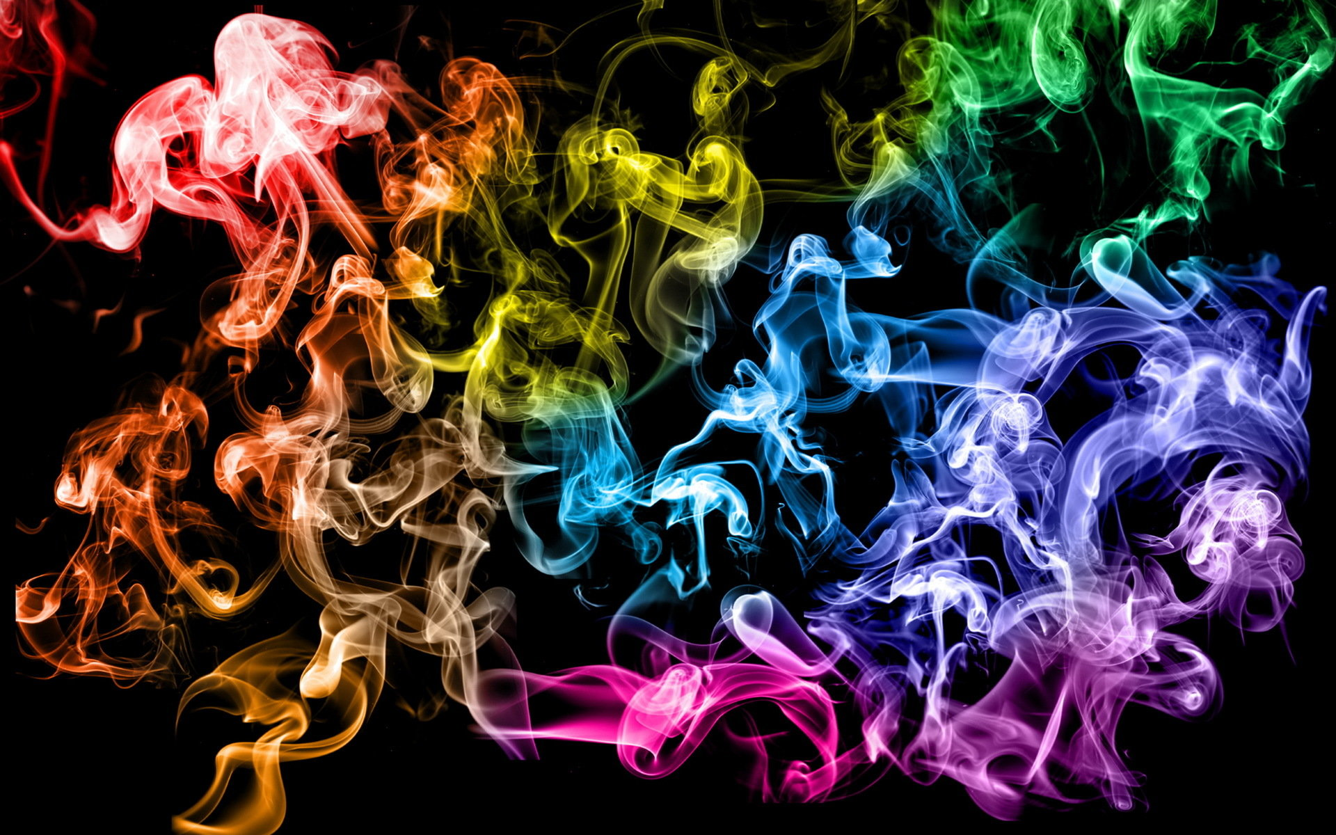 Download hd 1920x1200 Smoke desktop background ID:212145 for free