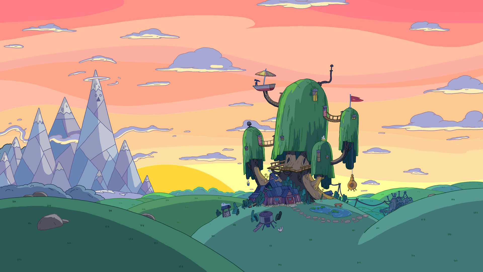 Free download Adventure Time wallpaper ID:333436 full hd 1080p for desktop