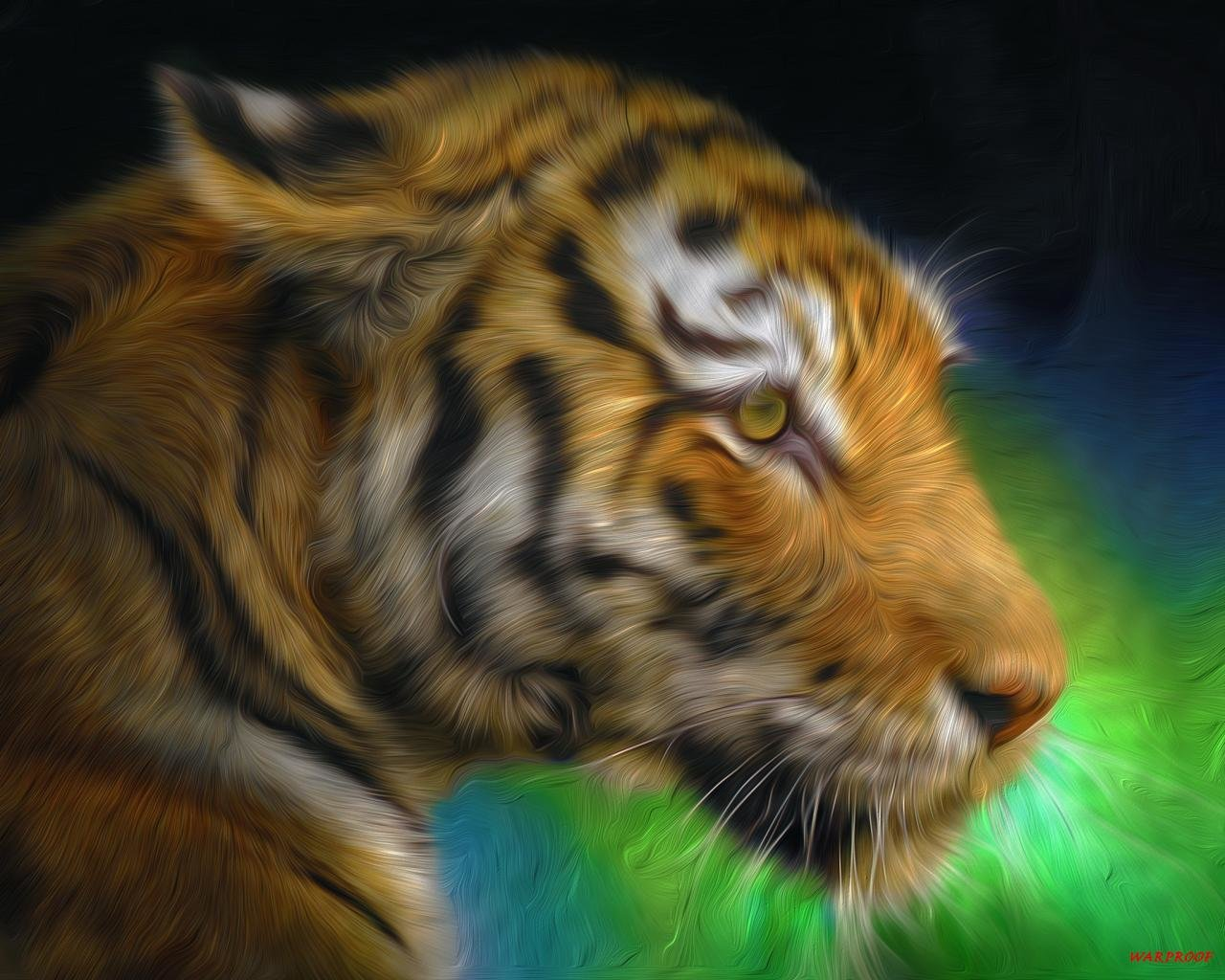 Free Tiger high quality background ID:115880 for hd 1280x1024 PC