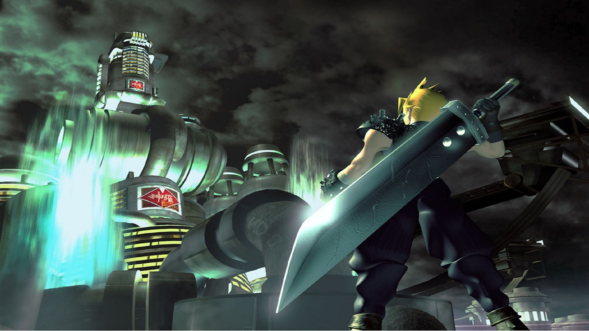 Final Fantasy Vii Ff7 Wallpapers 1920x1080 Full Hd 1080p